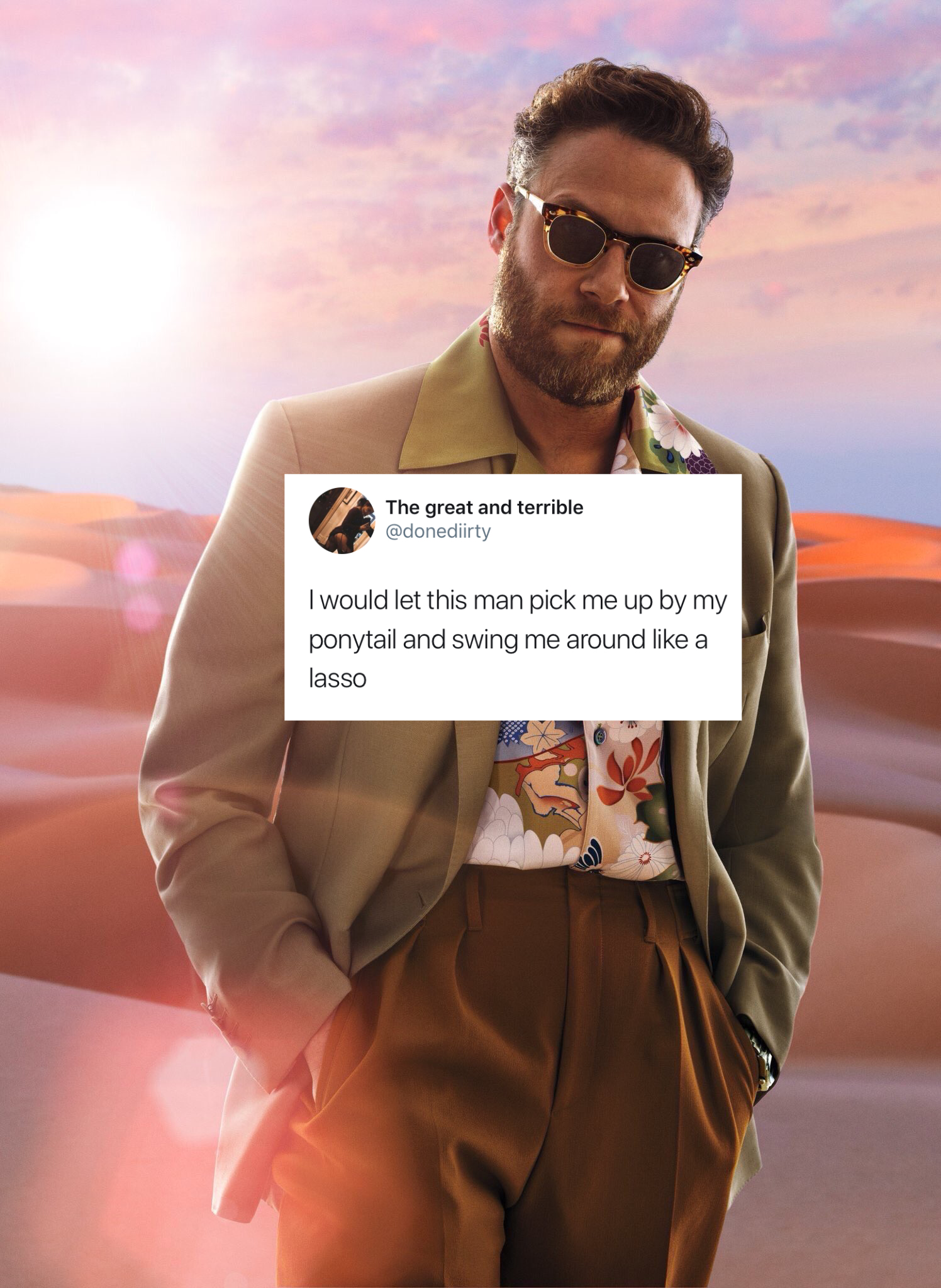 405e2a7387b3 Seth Rogen s GQ Photo Spread Is Making Everyone Lose Their Minds