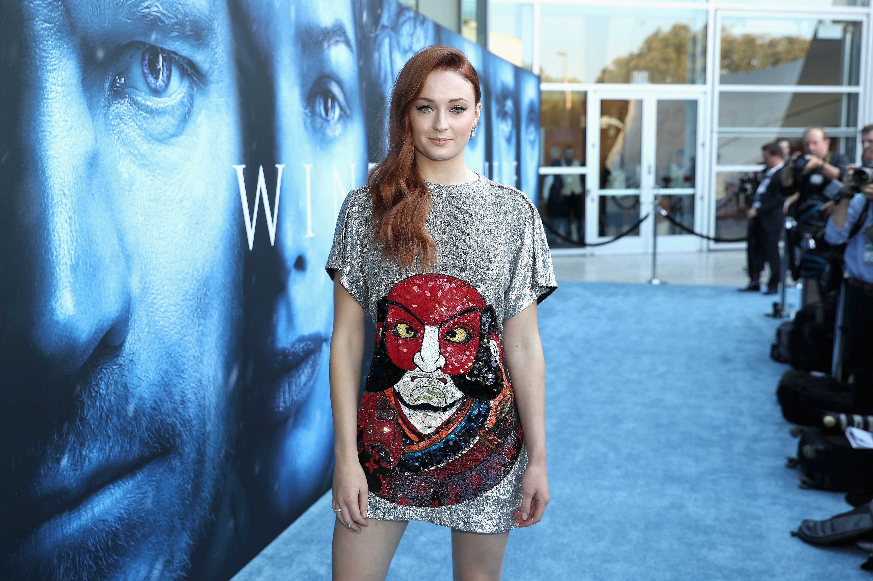 """Premiere Of HBO's """"Game Of Thrones"""" Season 7 - Red Carpet"""