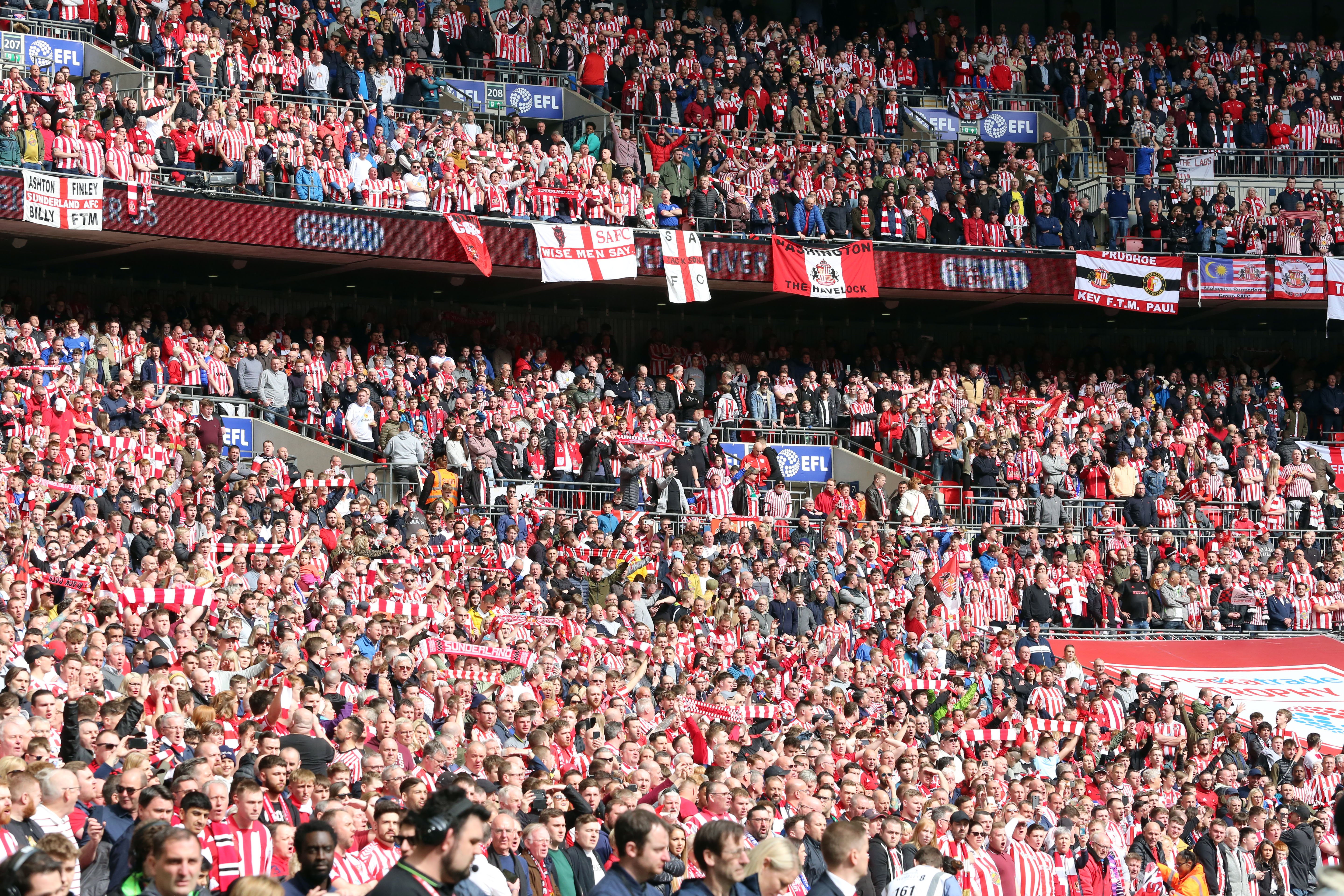 Finlay's Play-Off Preview: Sunderland ninety minutes away from promotion! Ha'way the Lads!