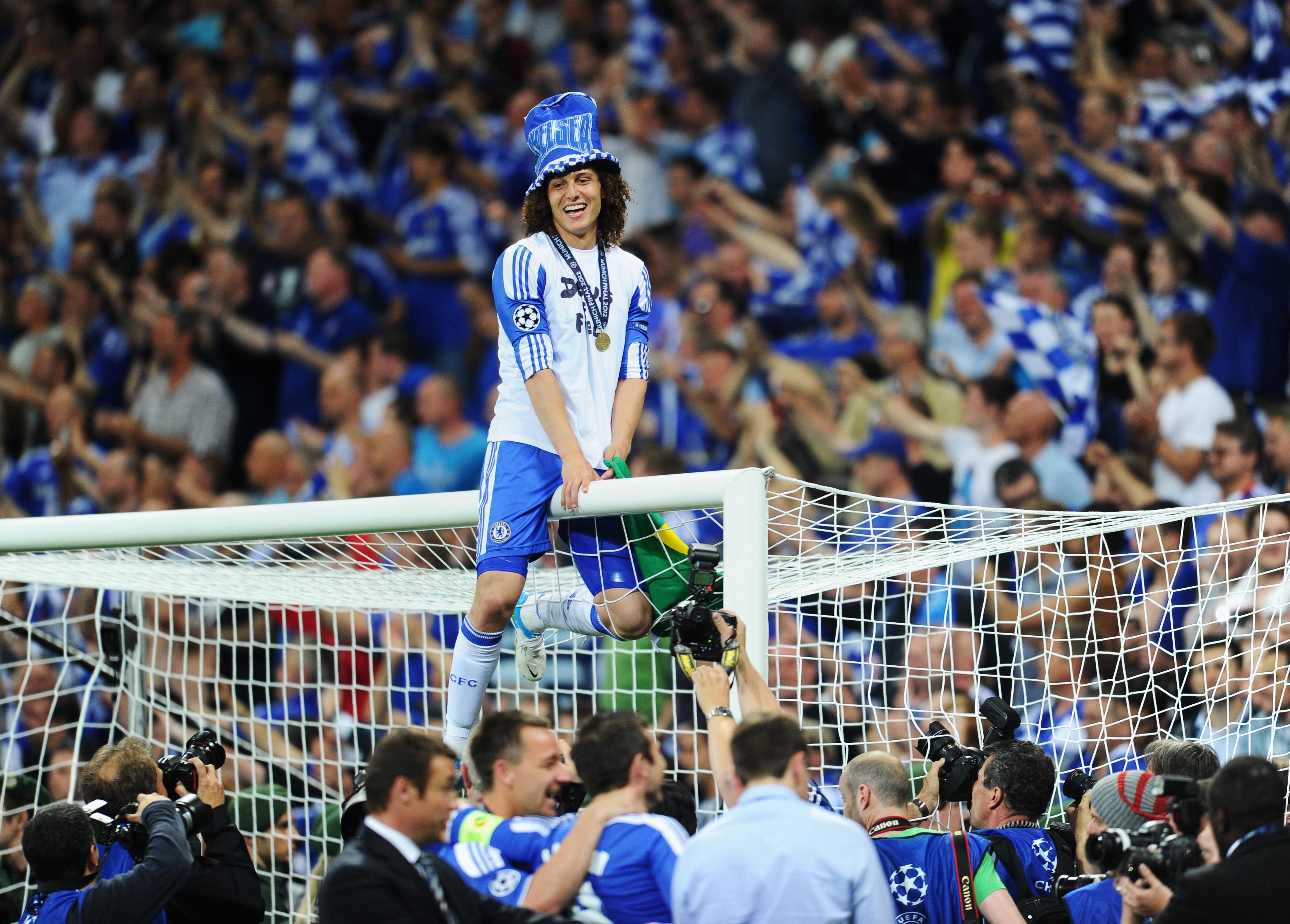 David Luiz changed Sarri's mind in just three days last summer