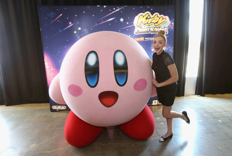 Kirby: Planet Robobot Celebration Event At Smashbox Studios