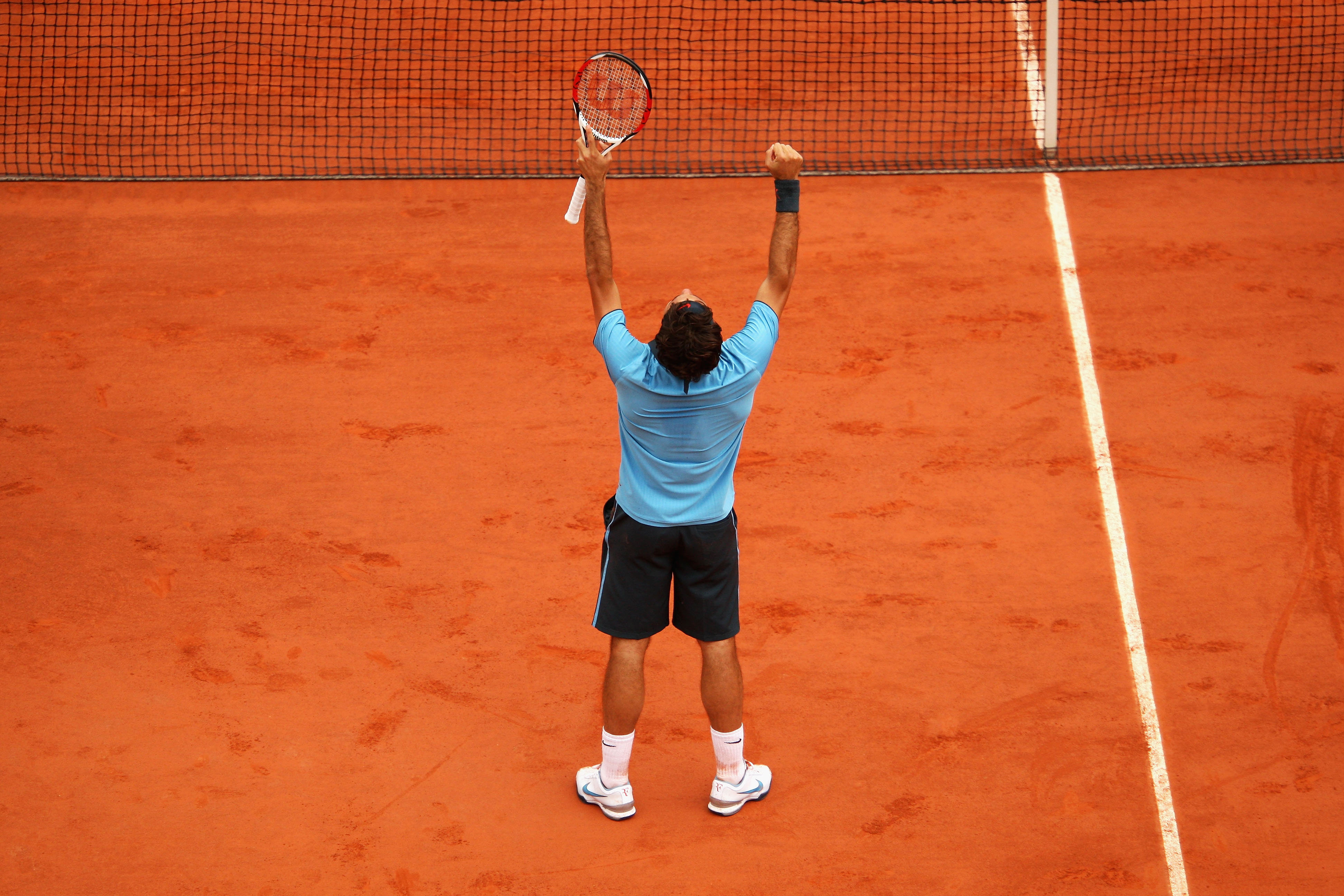 Roger Federer playing the French Open again is special even if he doesn't win