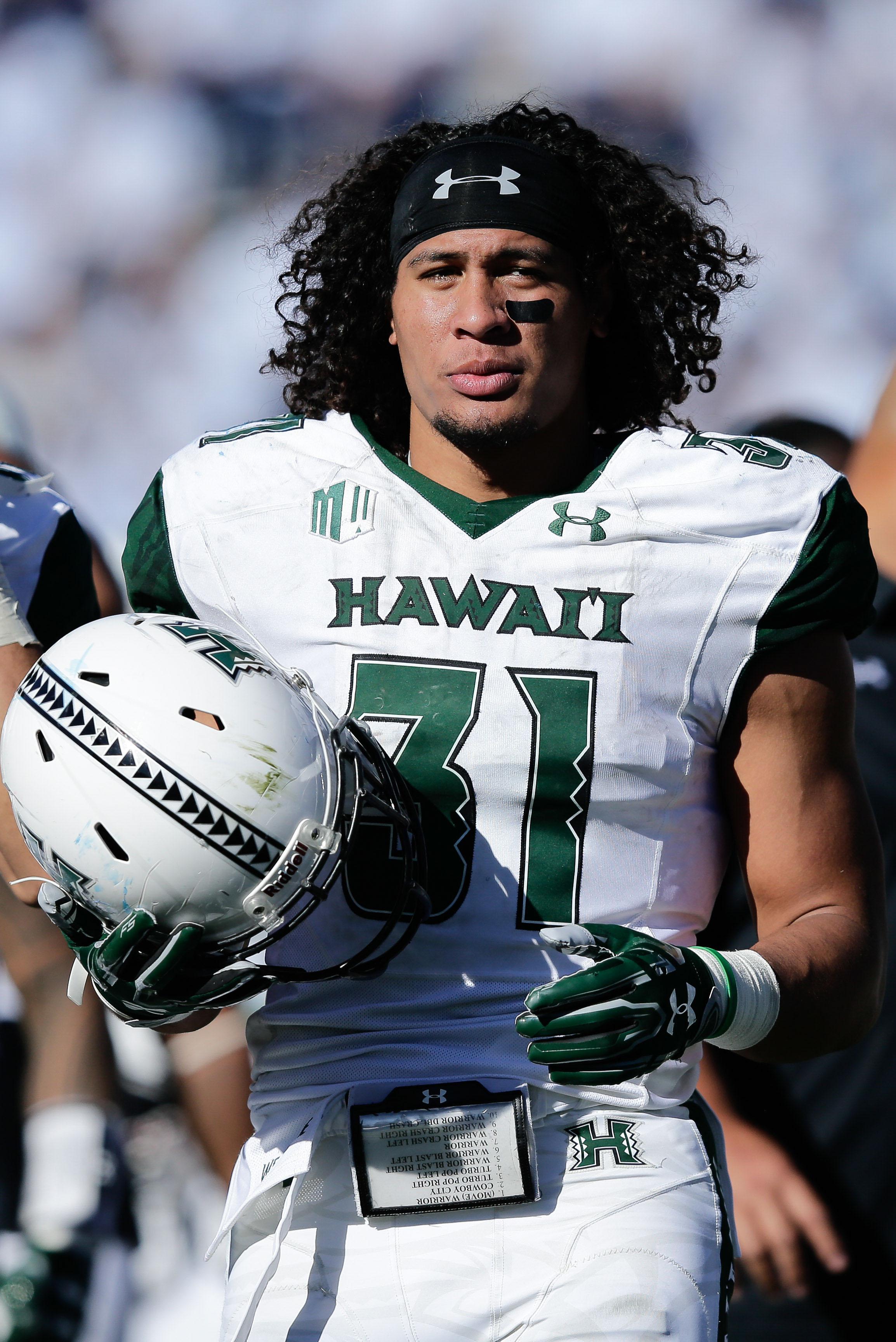 NCAA Football: Hawaii at Air Force