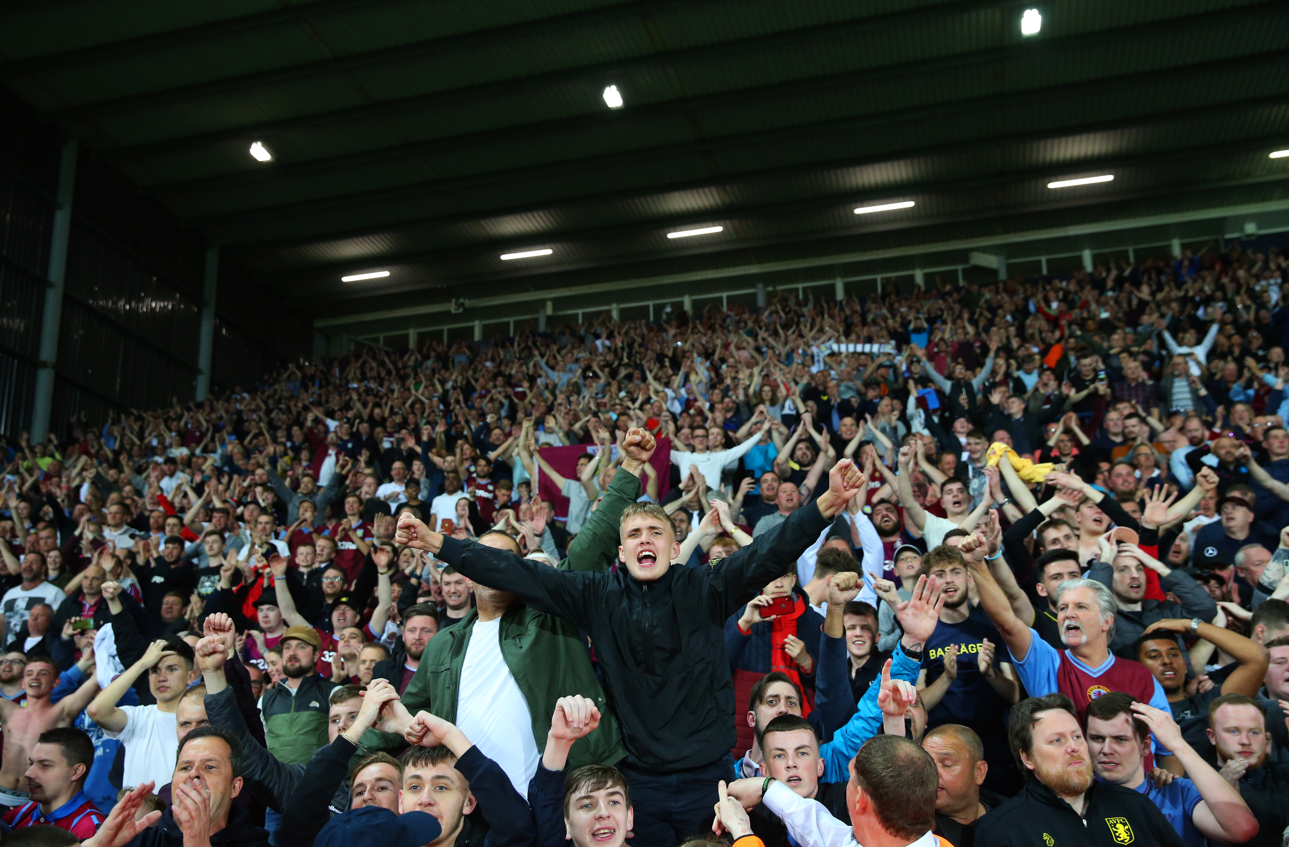 Fate, destiny and Aston Villa's long road to the Premier League