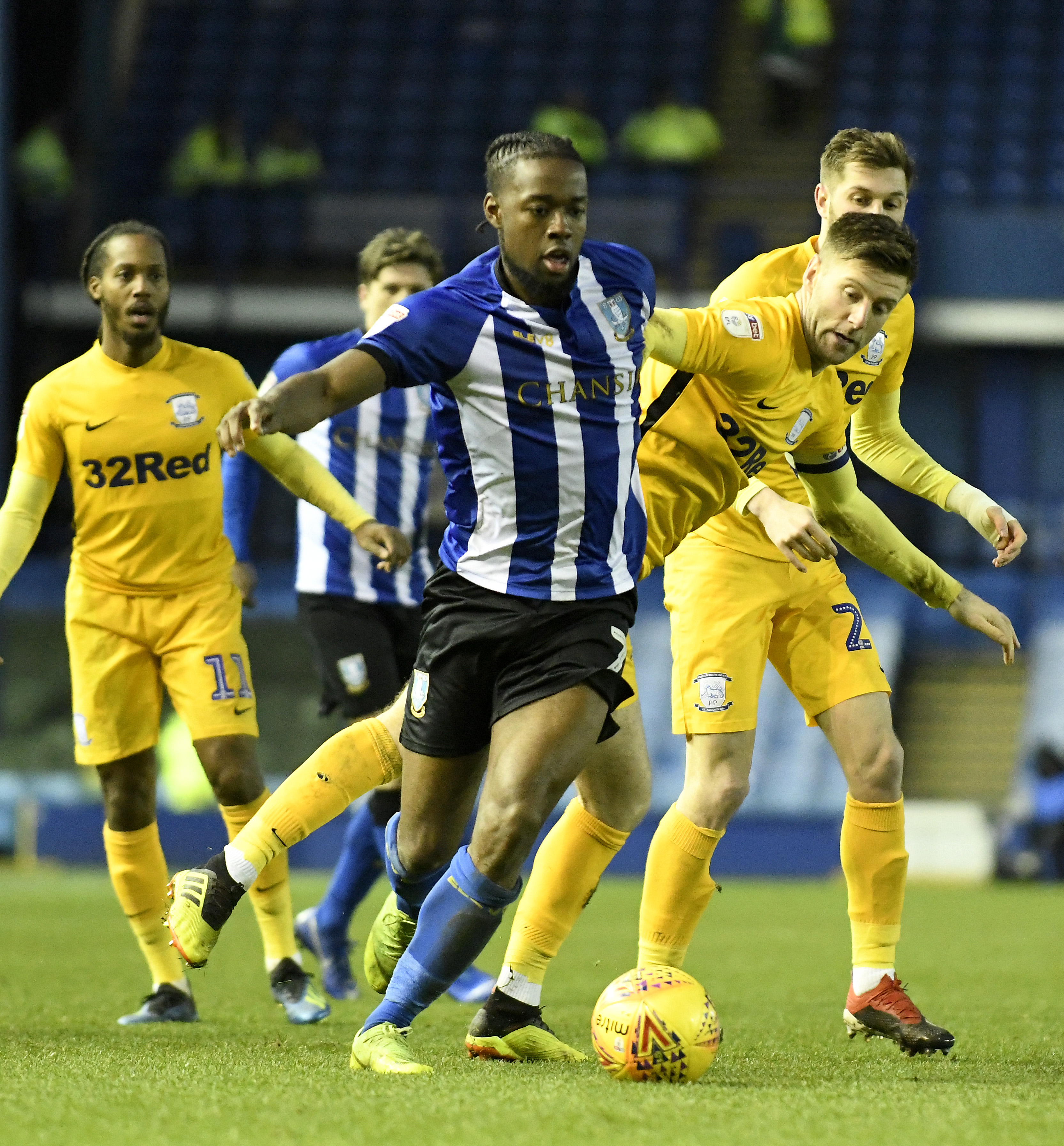 Report: Sheffield Wednesday in negotiations with Tottenham for permanent transfer of Josh Onomah