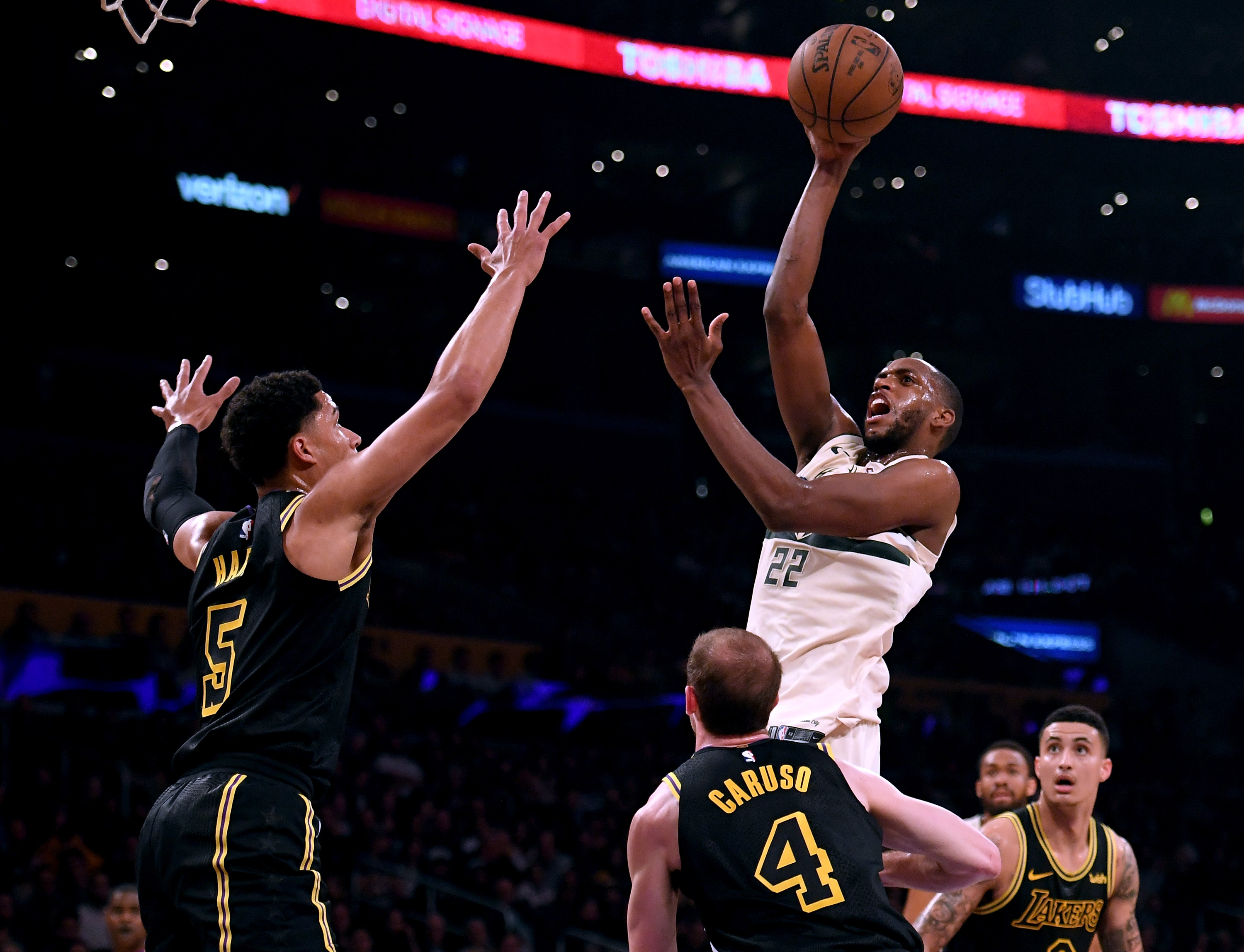 0869a2e24 Khris Middleton would be a great free agency backup plan for the Lakers