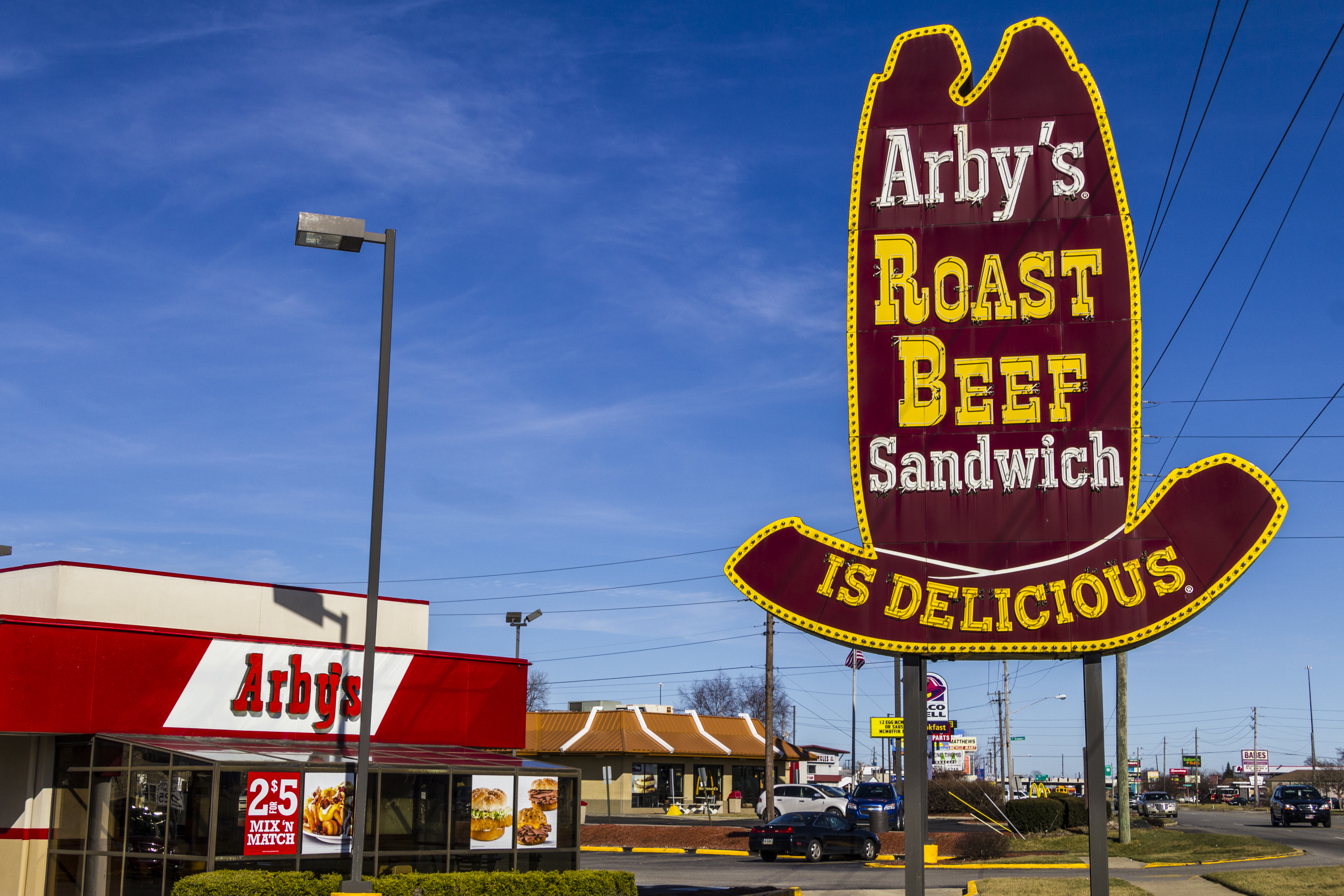 Arby's Needs You to Know It Will Never Serve Fake Meat