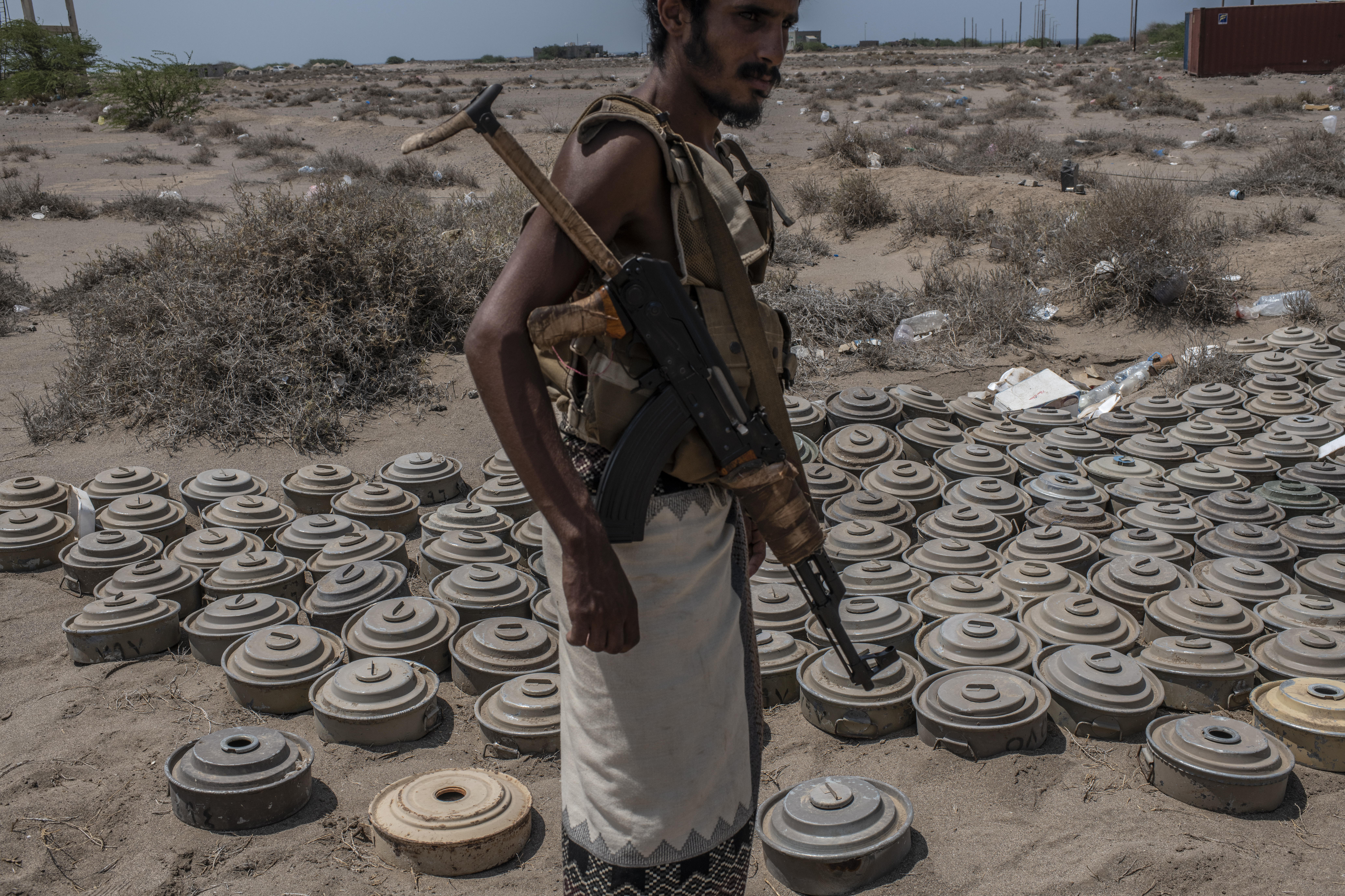 The US may use a loophole to sell billions in weapons to Saudi