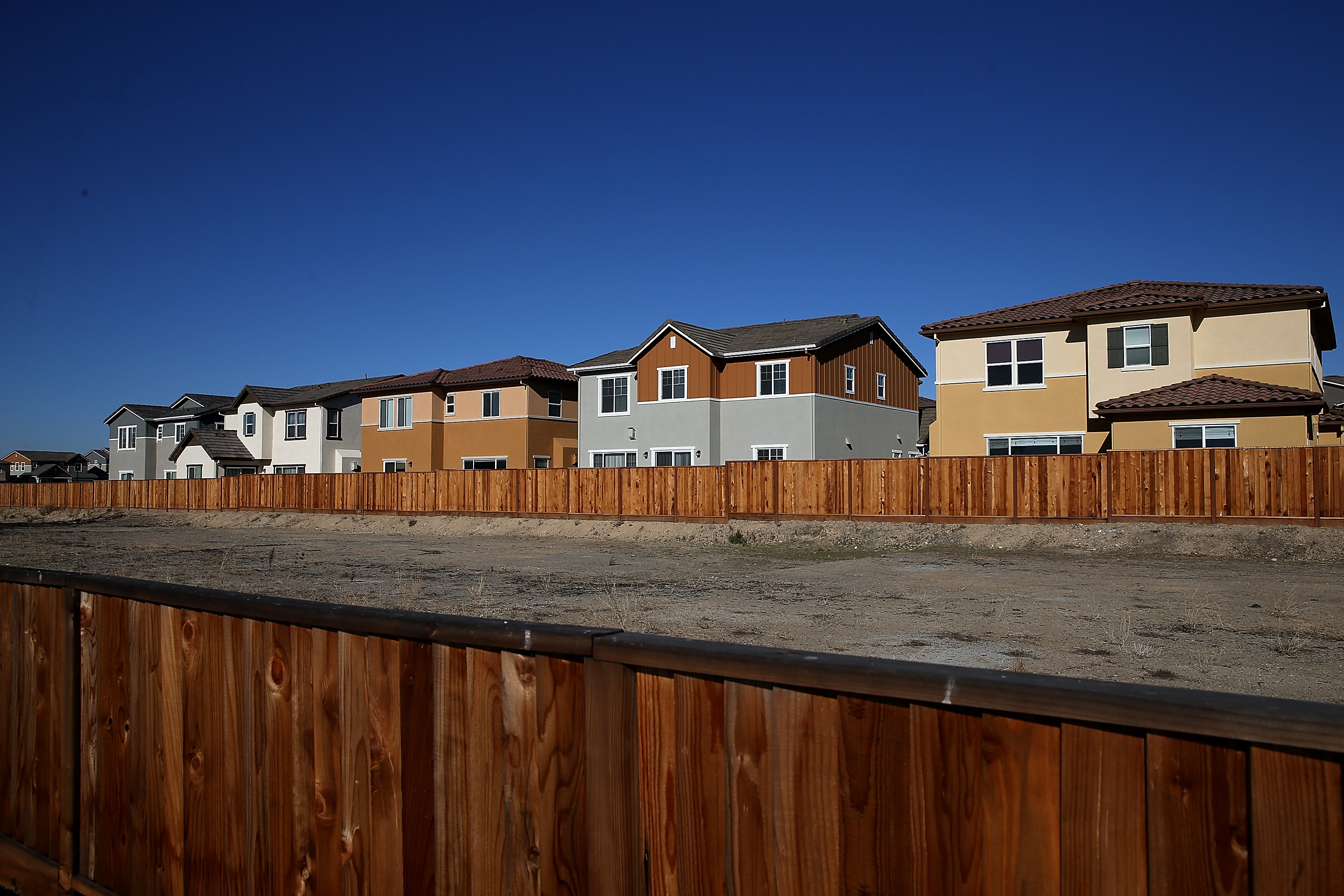New Home Sales Rise Sharply In October