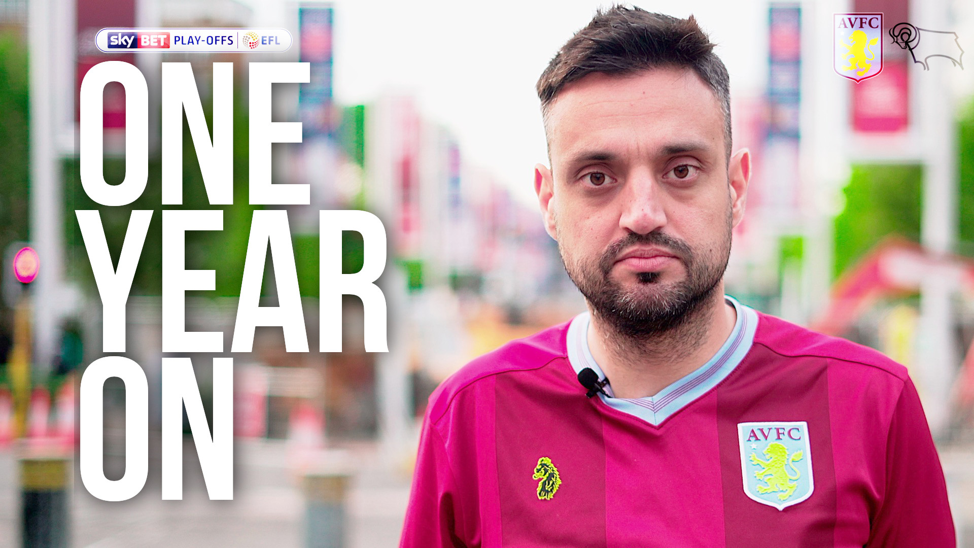 One year on, Aston Villa face a date with destiny