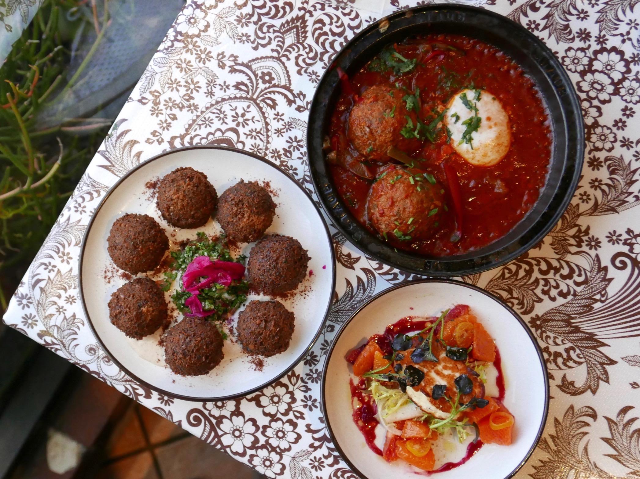 Mizlala's Mediterranean Food Sherman Oaks