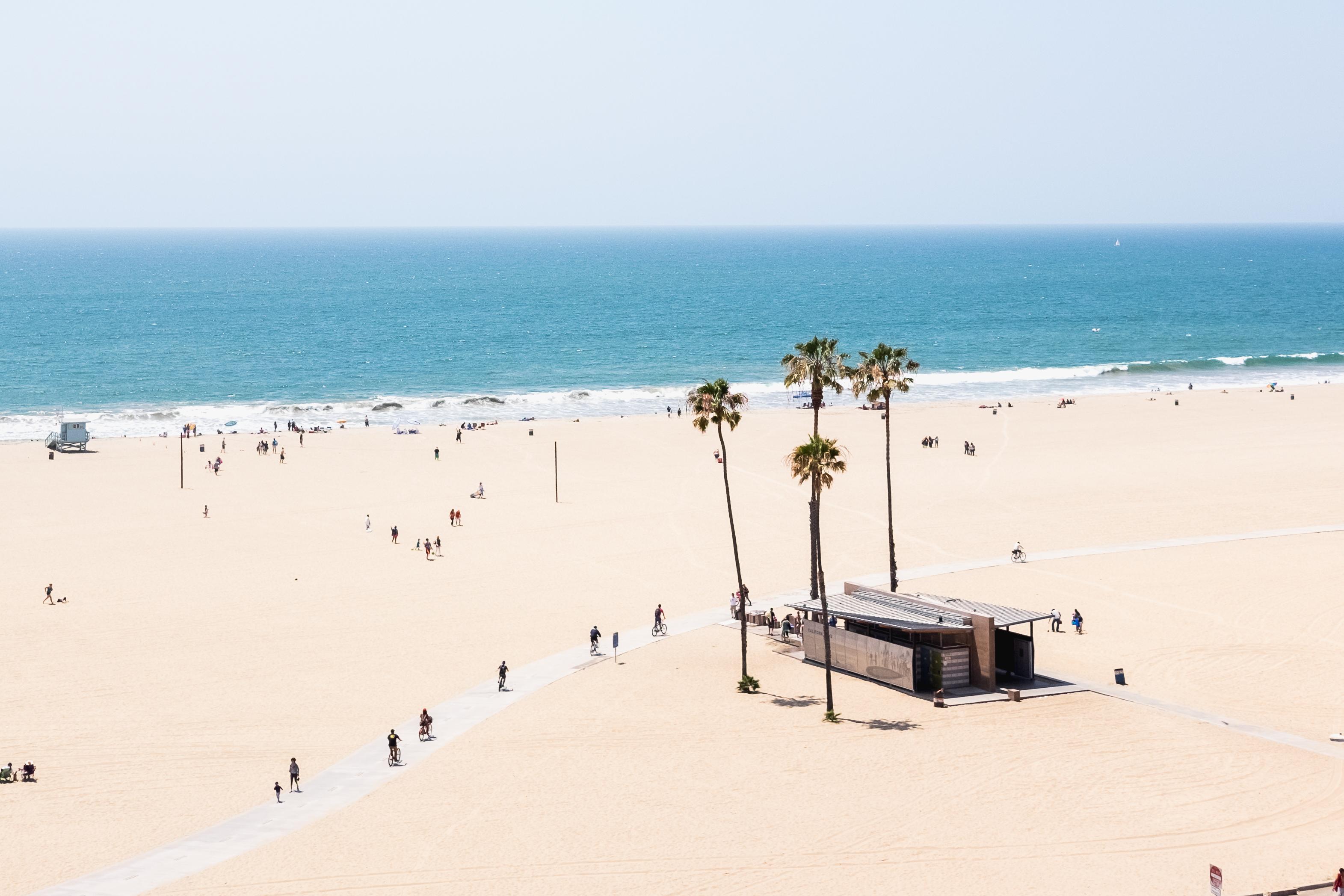 LA's 13 best beaches, mapped