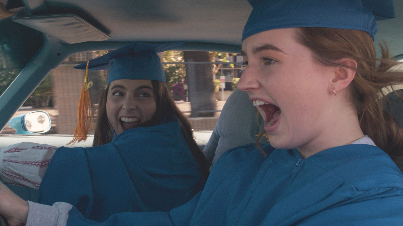 Booksmart is like Superbad, but with girls and better