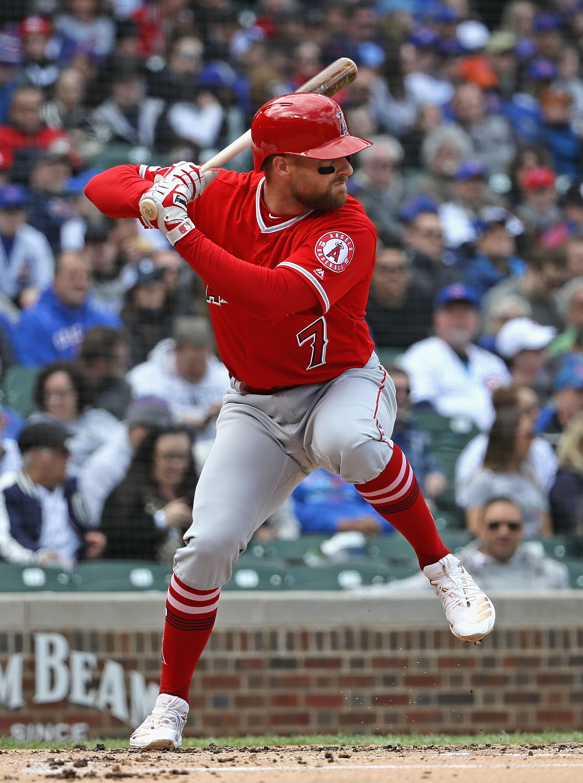 Los Angeles Angels of Anaheim v Chicago Cubs