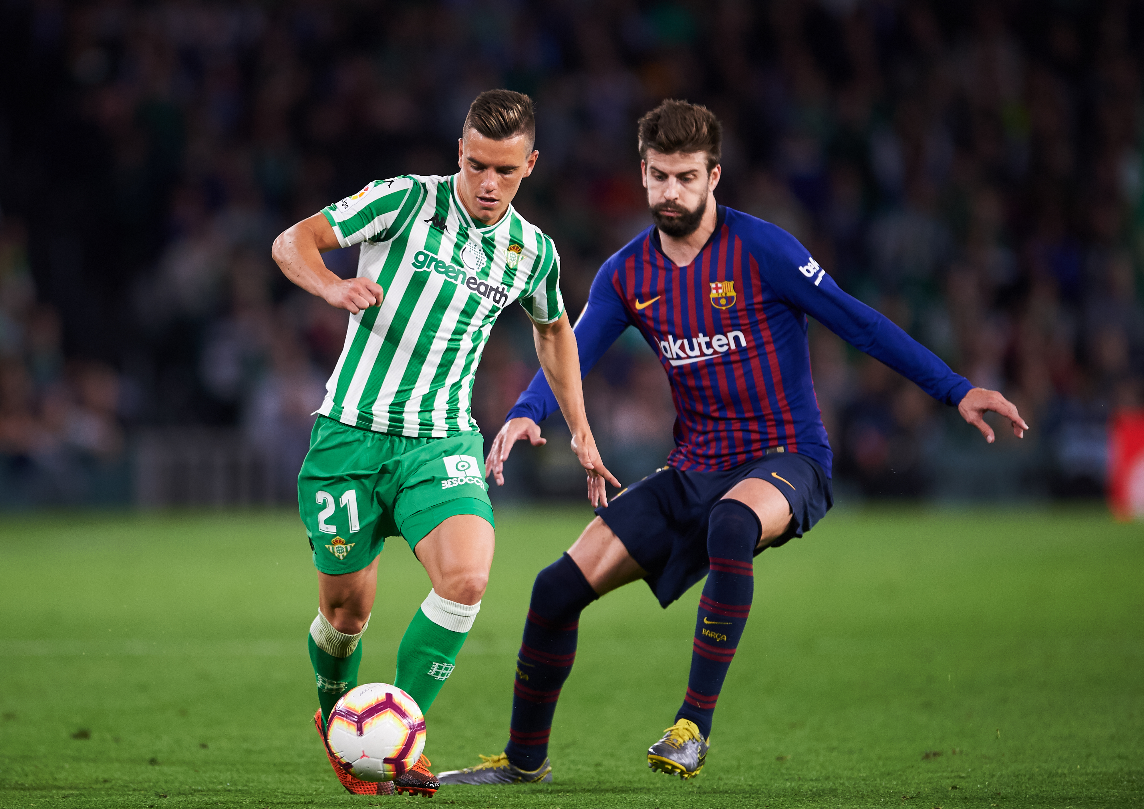 AS: Spurs are very, VERY interested in Giovani Lo Celso