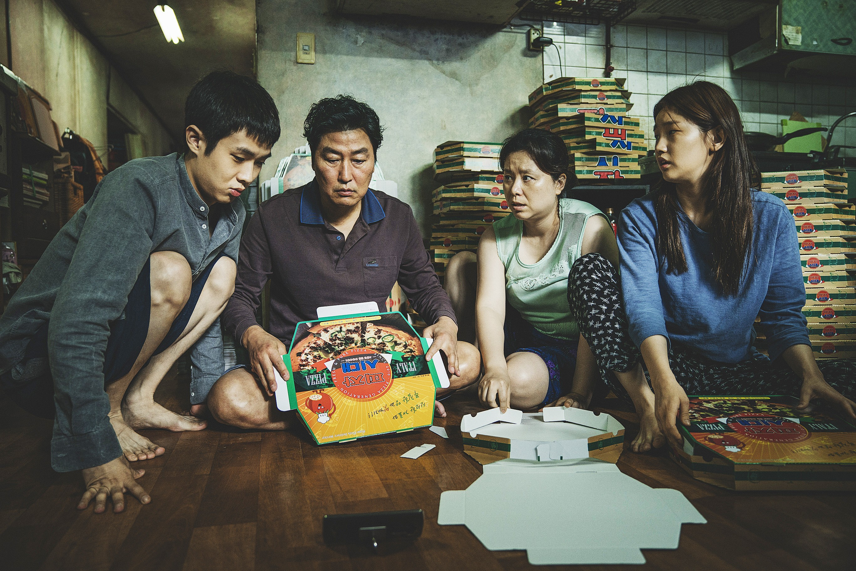 Bong Joon-ho's Parasite might be the best movie of the year