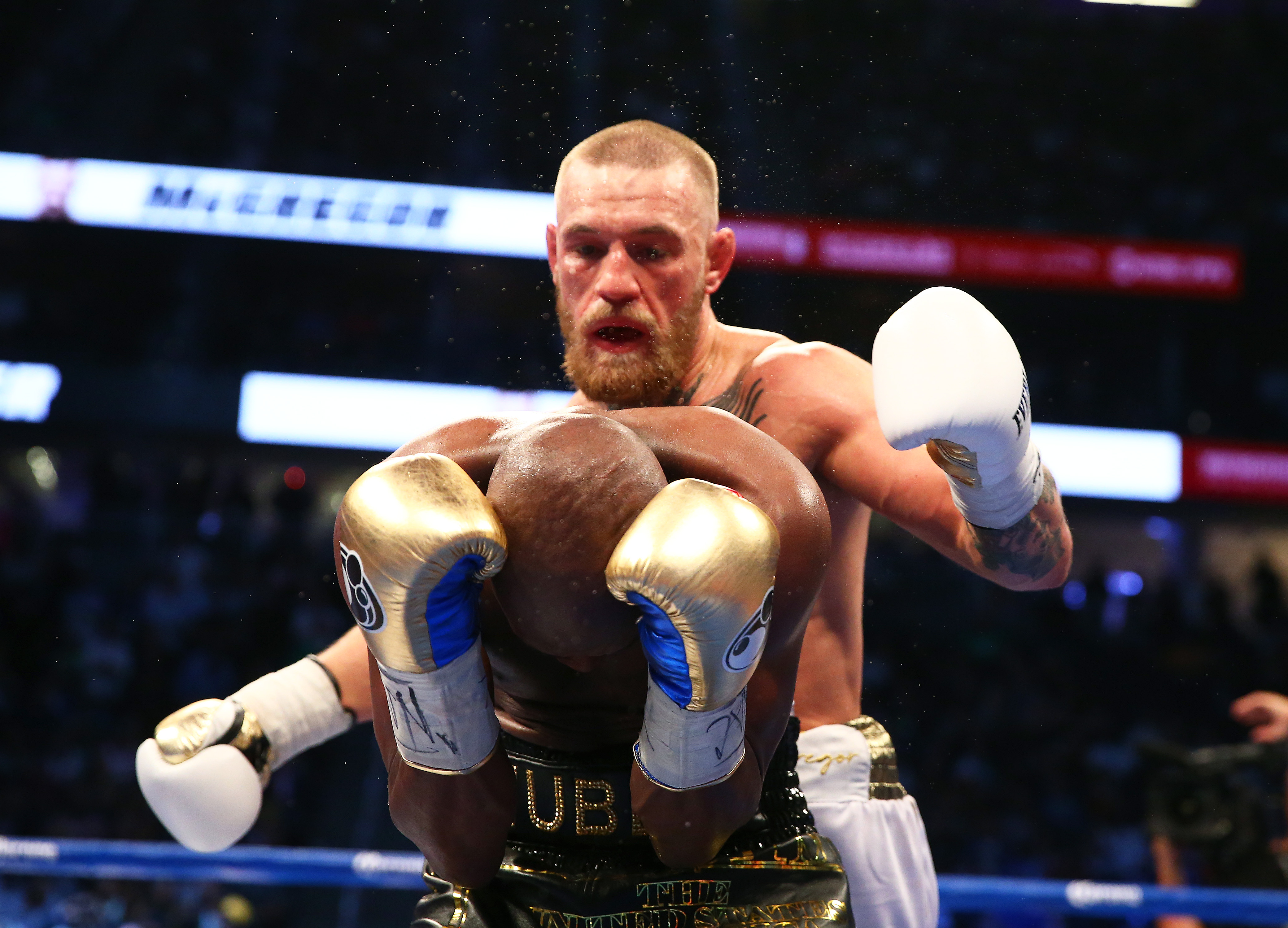 Conor McGregor confident in Floyd Mayweather rematch - 'I