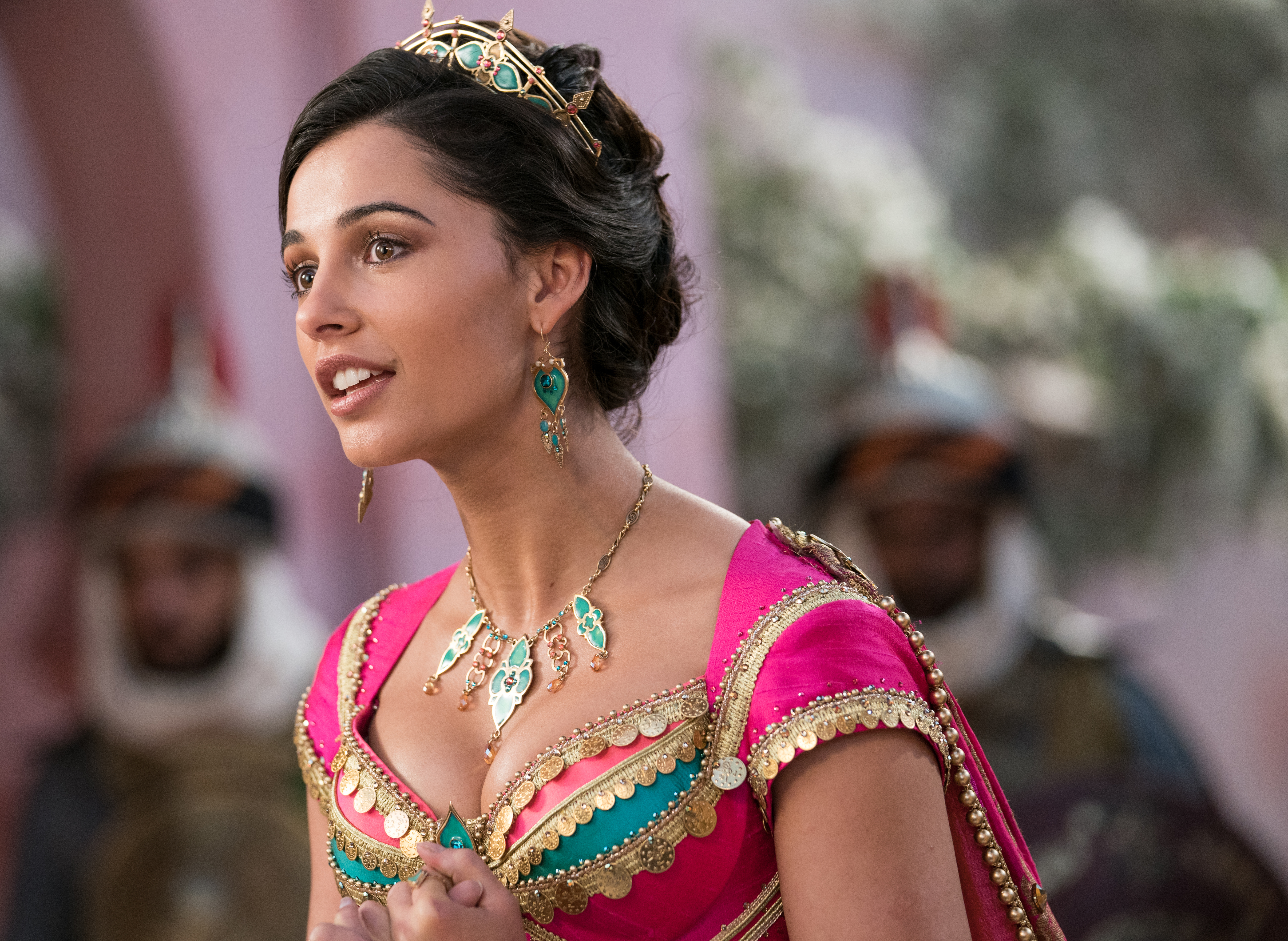 Disney finally gets the 'updated' princesses right with Aladdin's Jasmine