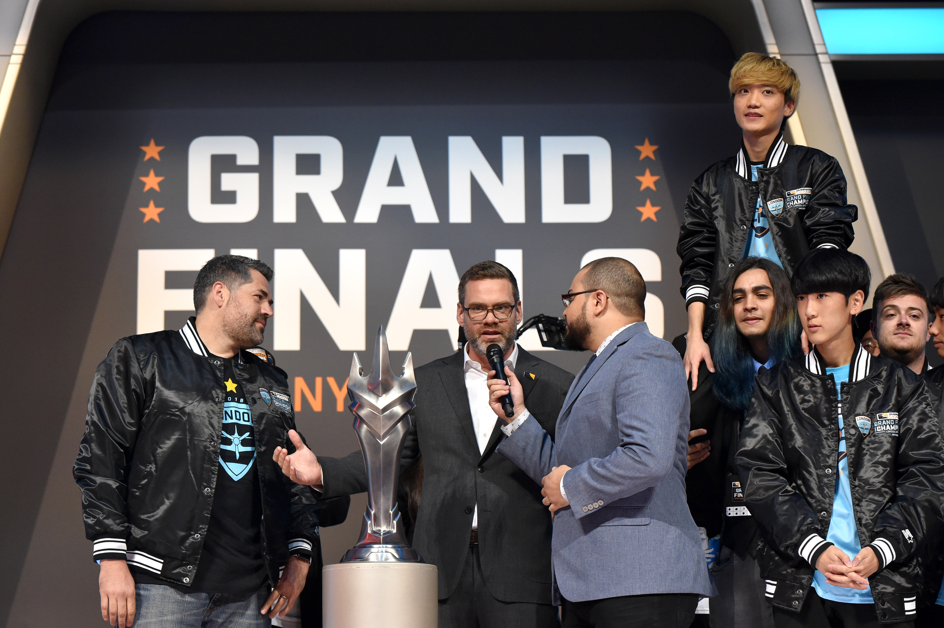 Overwatch League boss leaves for Epic Games