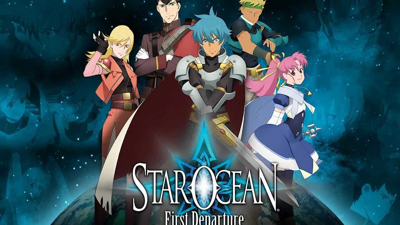 Star Ocean remake-of-a-remake coming to Switch and PS4