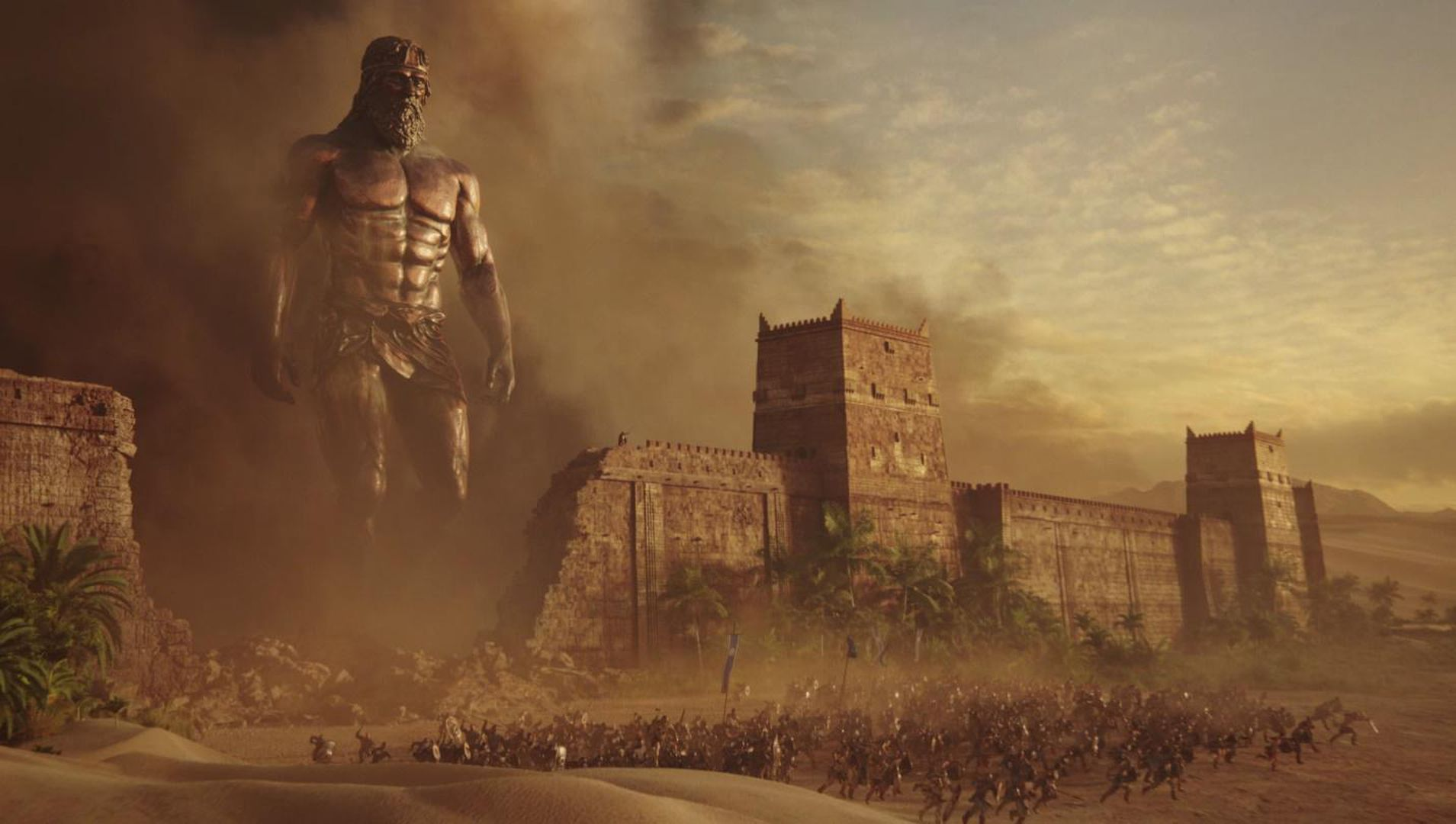 Conan Unconquered RTS from C&C makers launches a day early