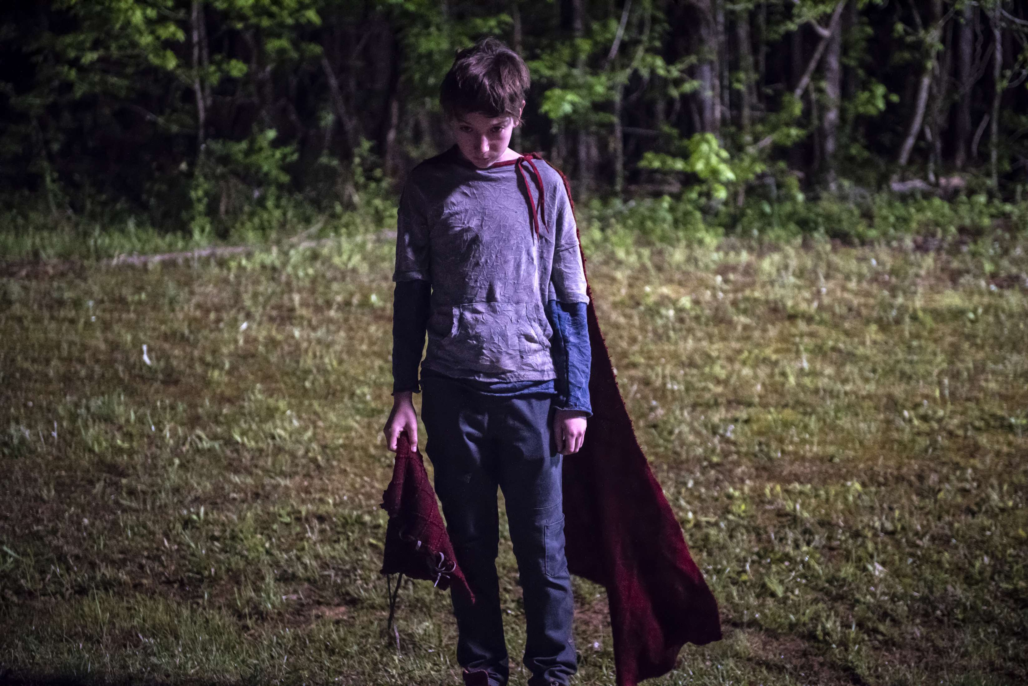 Brightburn's twist ending opens up a world of possibilities, says director