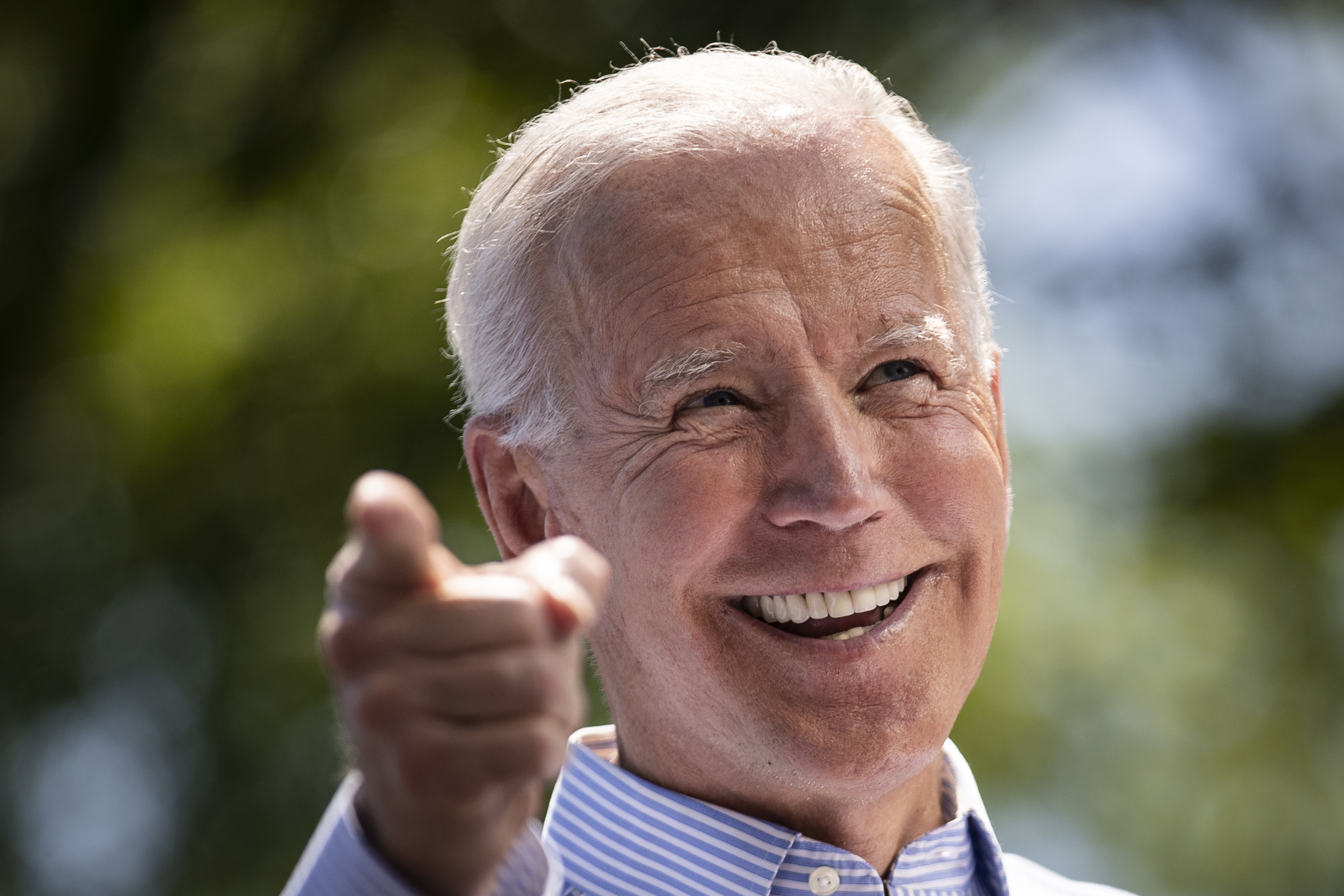 Poll: Biden would beat every other Democratic candidate in a one-on-one race