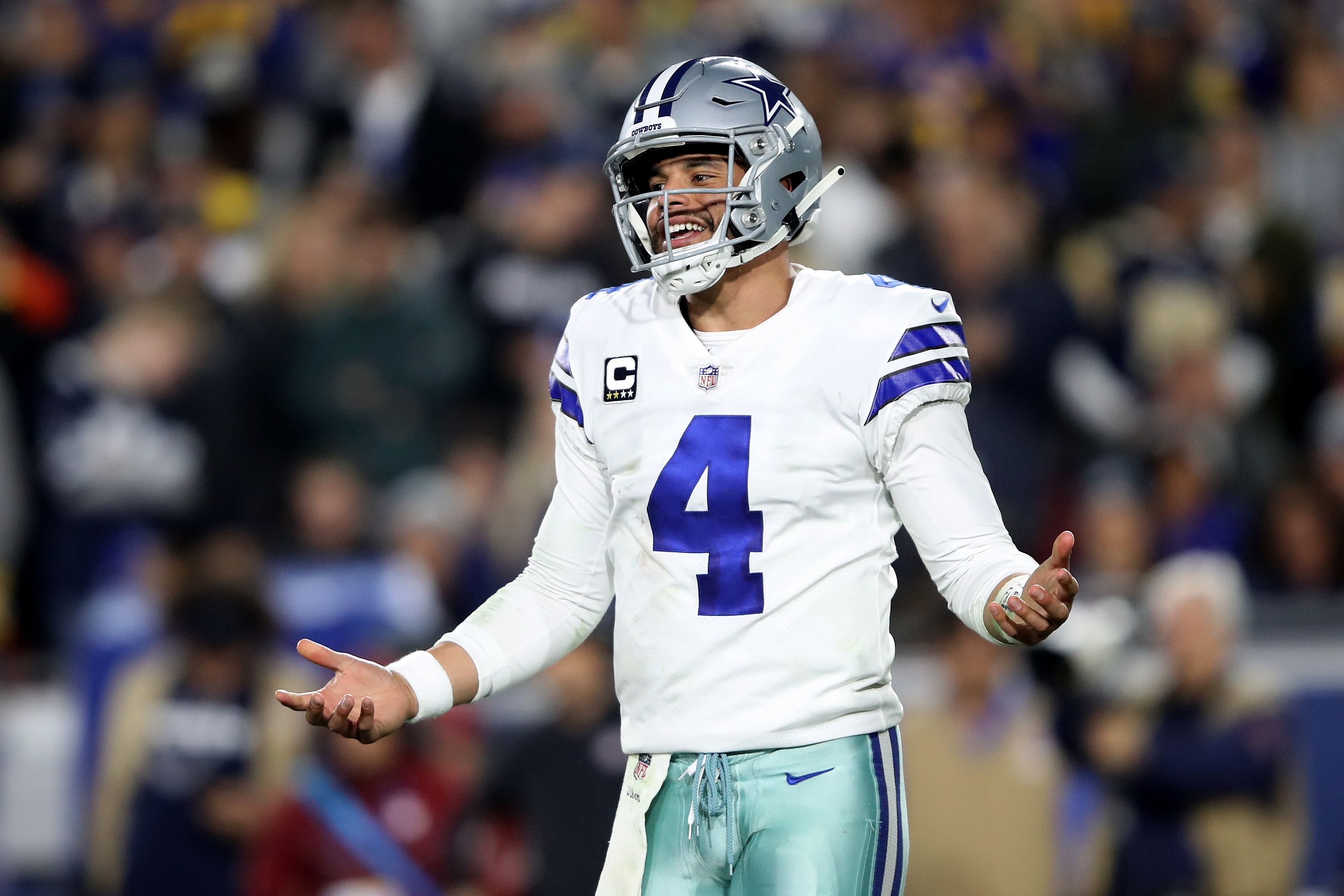 3d780f0d7 Fixing Dak Prescott is the most important factor in helping the Cowboys win  the Super Bowl. New ...