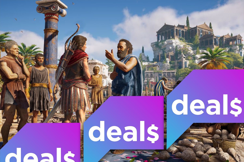 Best Buy's Memorial Day sale, Walmart Nintendo Switch bundle, and more gaming deals