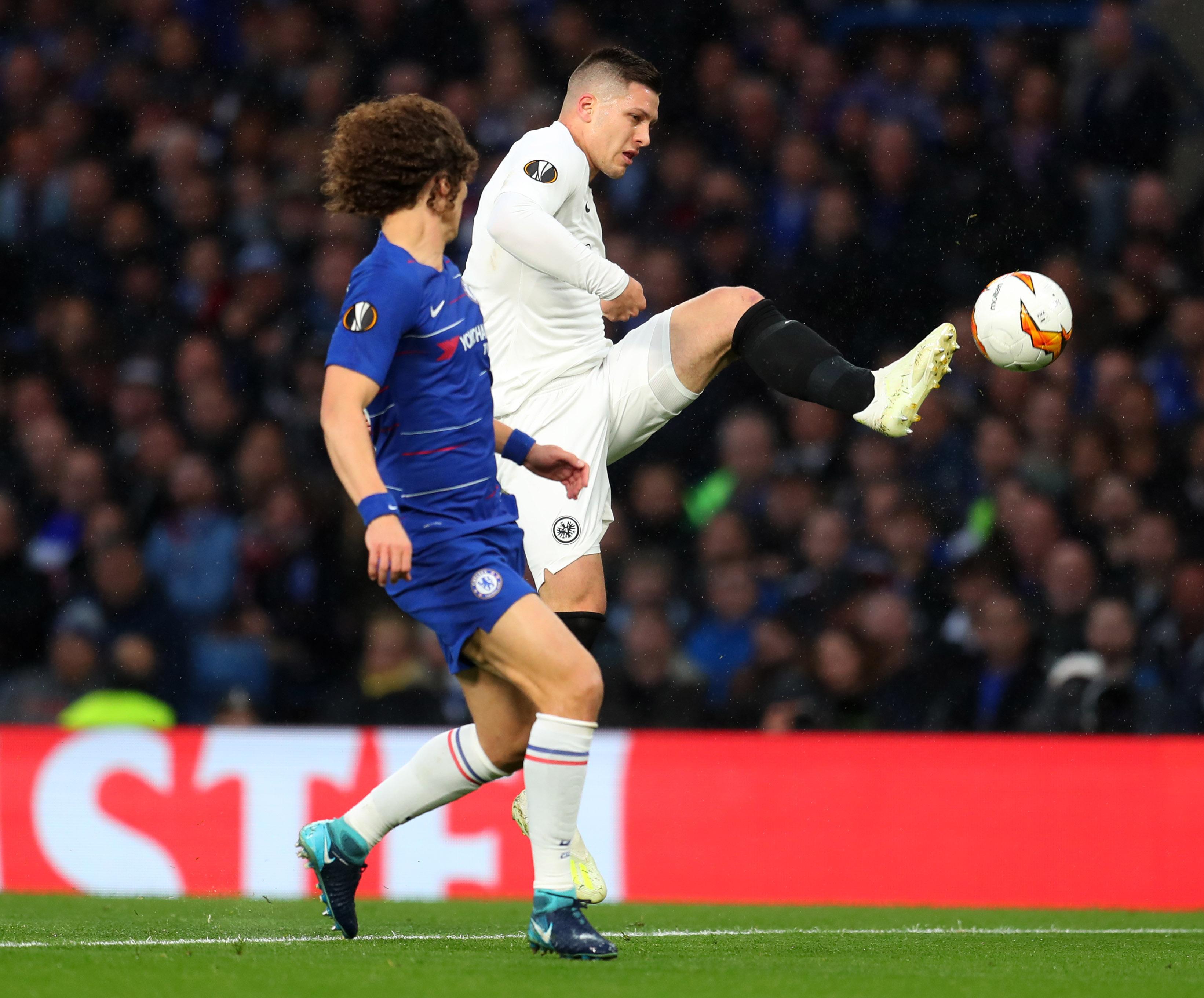Luka Jović wants Premier League or Serie A move