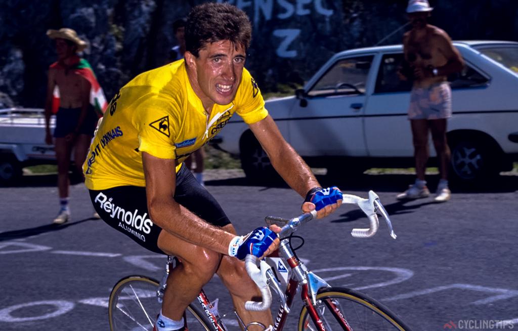Pedro Delgado, A Life on the Pedals
