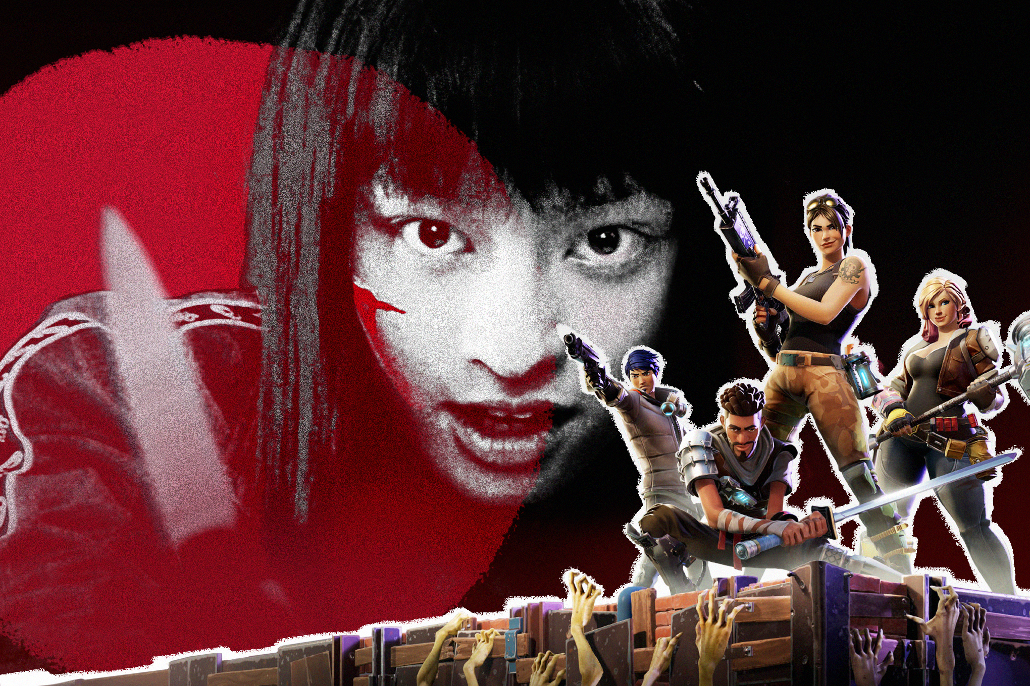Hunting down the true origins of the battle royale craze