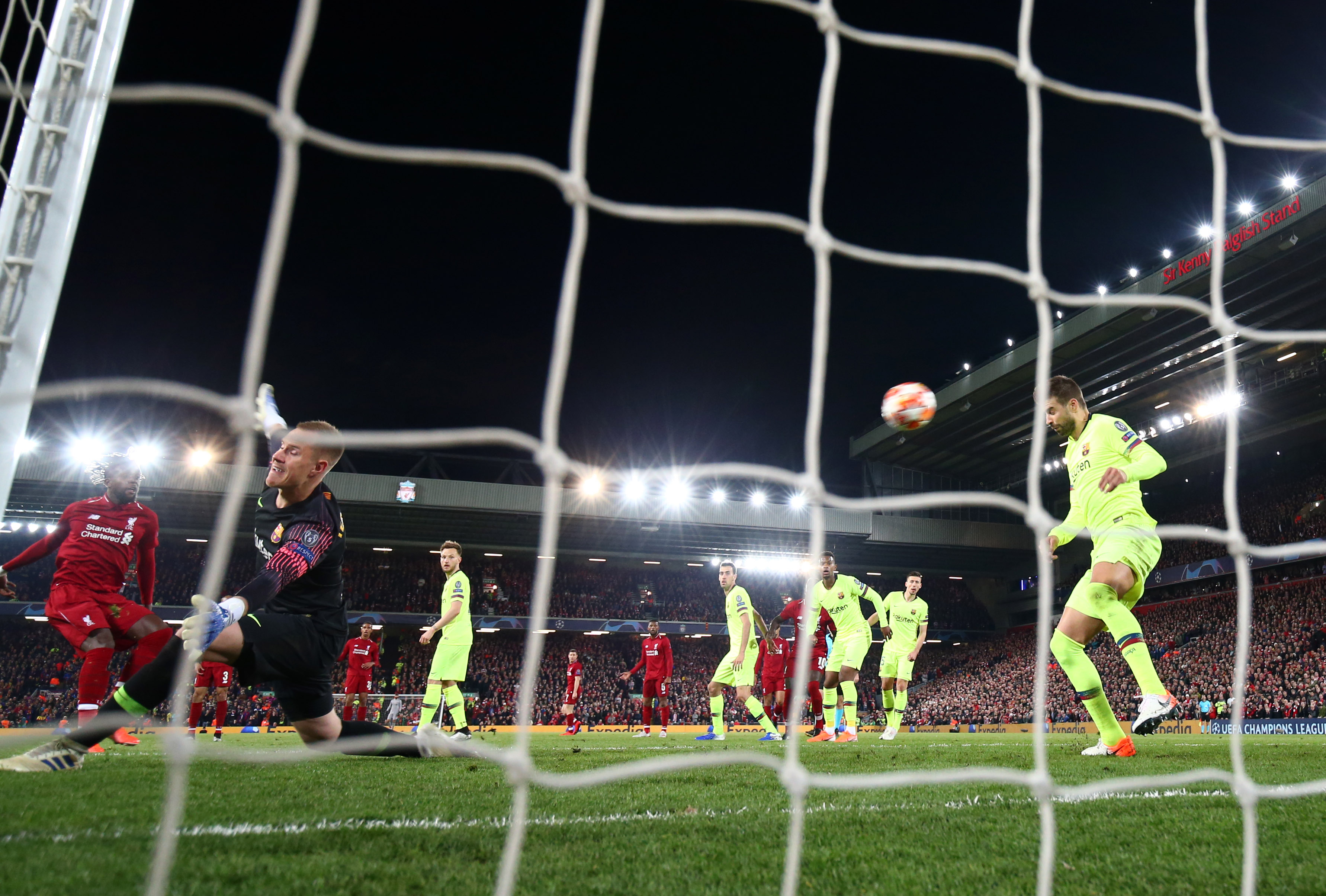 Origi Had Practiced His Barcelona Killing Shot