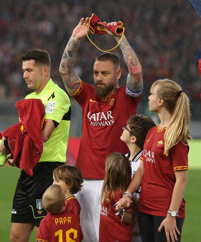 AS Roma v Parma Calcio - Serie A
