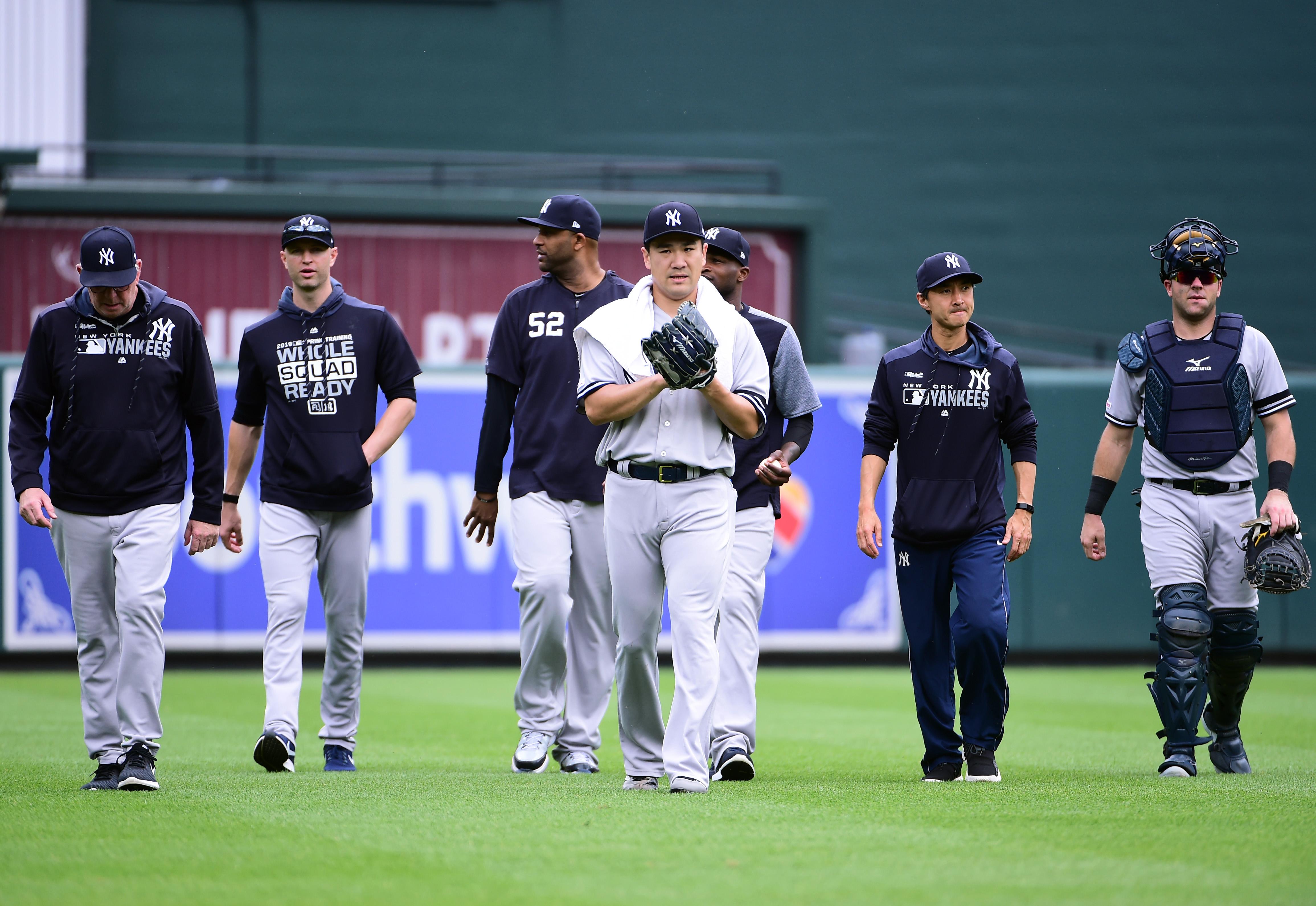 db1942dad New York Yankees vs. San Diego Padres  Series Preview
