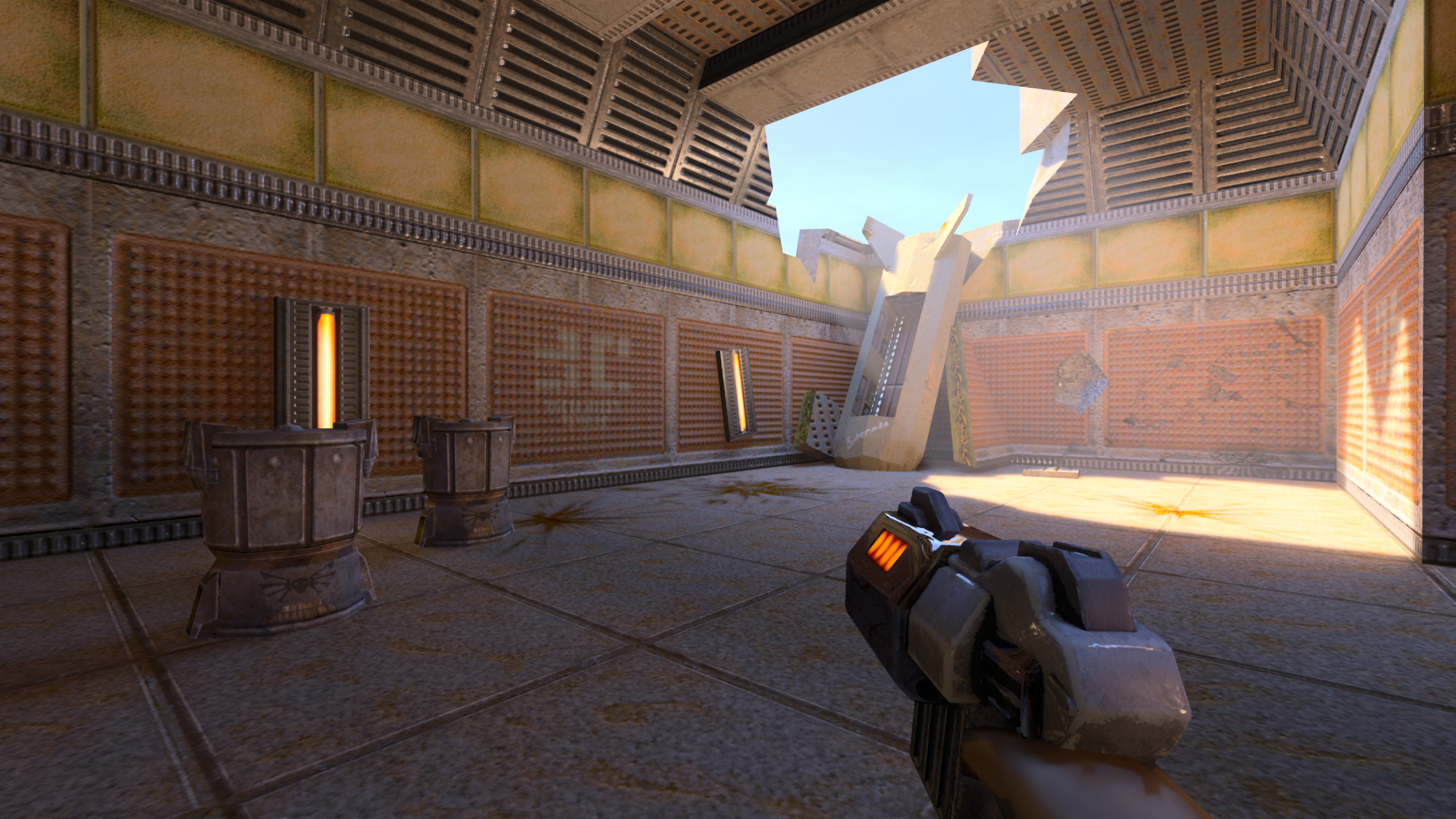 Nvidia releasing Quake 2 ray-tracing support for free on