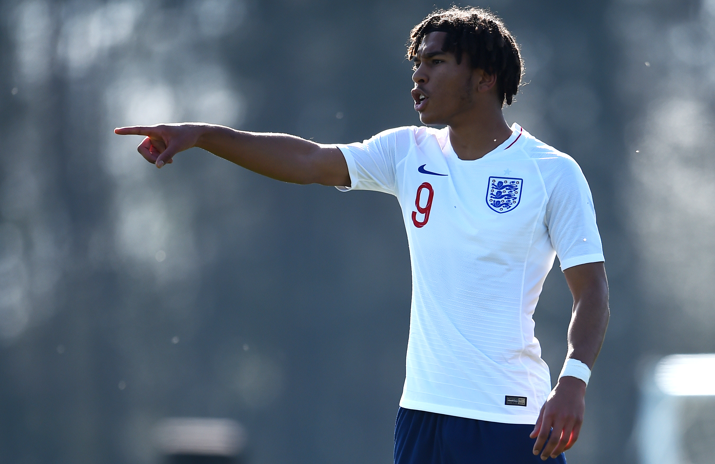 England U19 v Czech Republic U19 - UEFA U19 Championship Qualifier