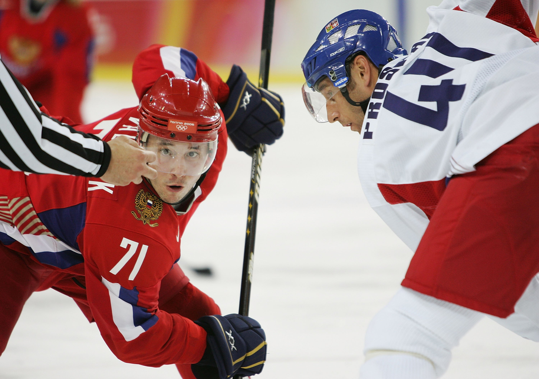 Ice Hockey - Olympic Bronze Medal Match