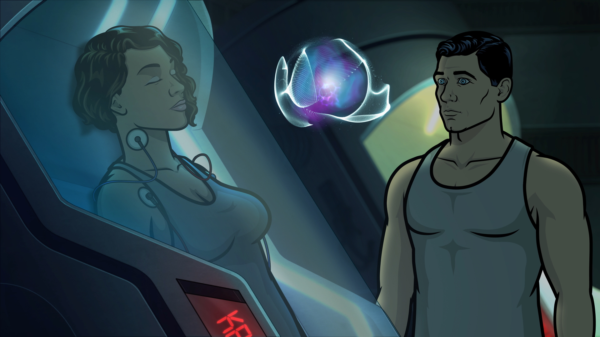 Archer Is Weirder Than Ever In Season 10 S Episodic Space Adventure