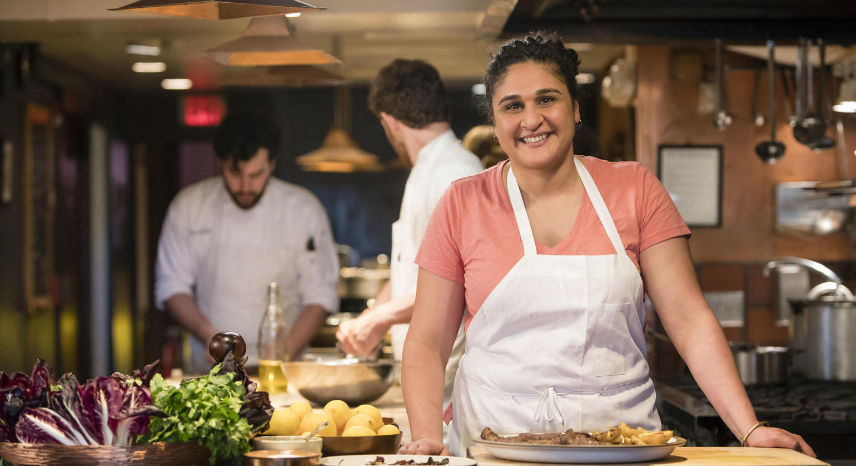 Samin Nosrat, Salt Fat Acid Heat star, says her favourite restaurant in the world is in London