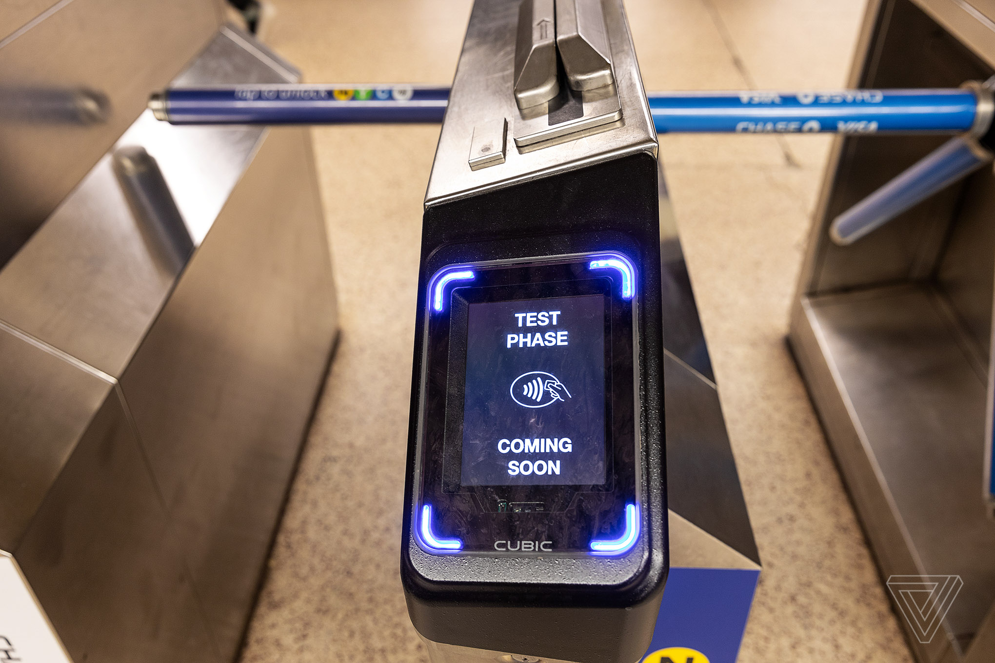 Apple Pay can be used to ride New York City's MTA transit starting
