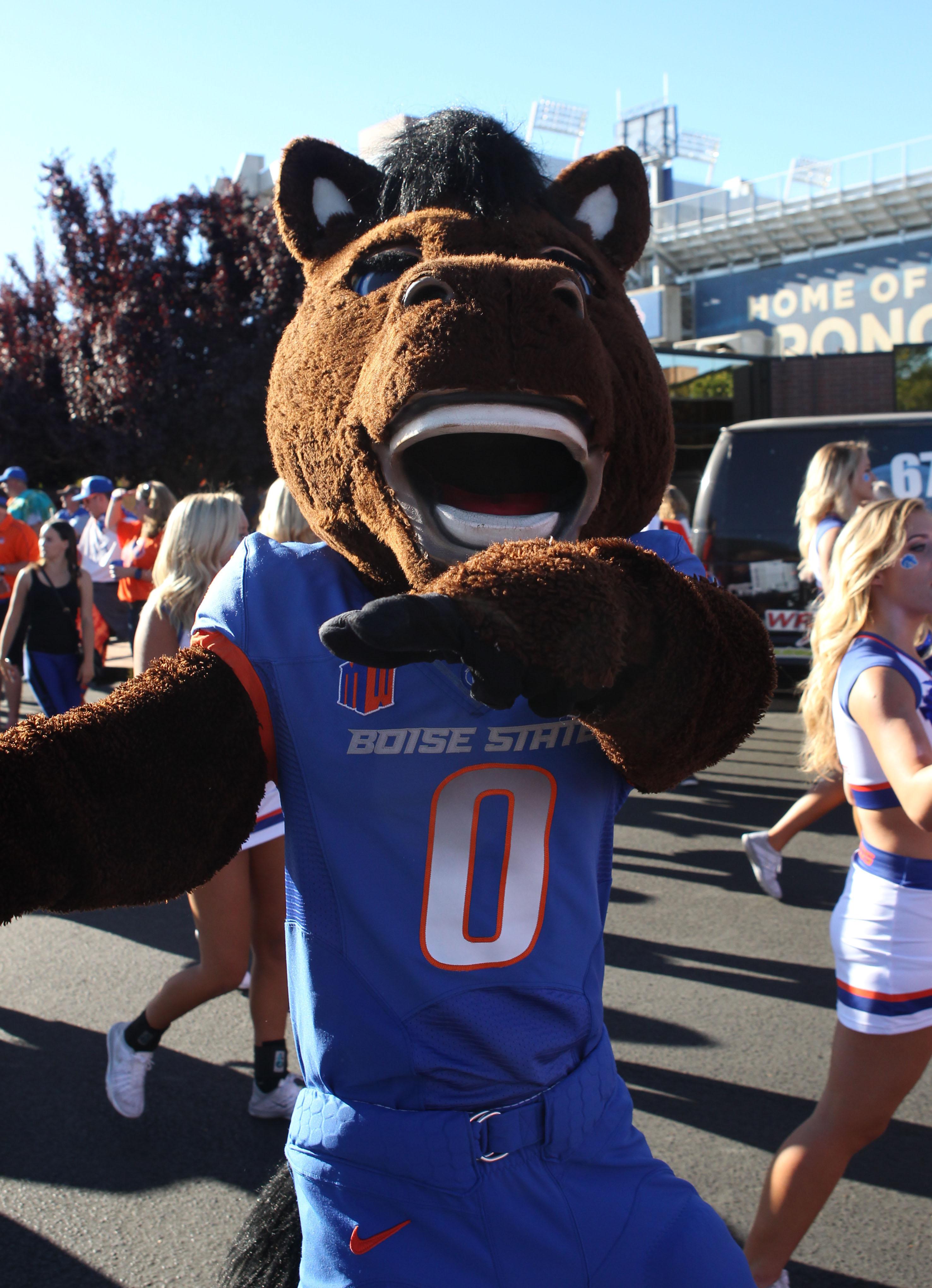 NCAA Football: Washington State at Boise State