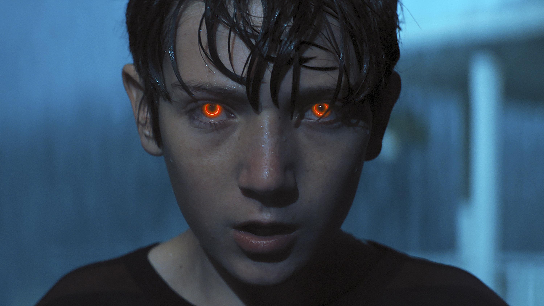 Brightburn (Jackson A. Dunn) stars in Screen Gems' BRIGHTBURN.