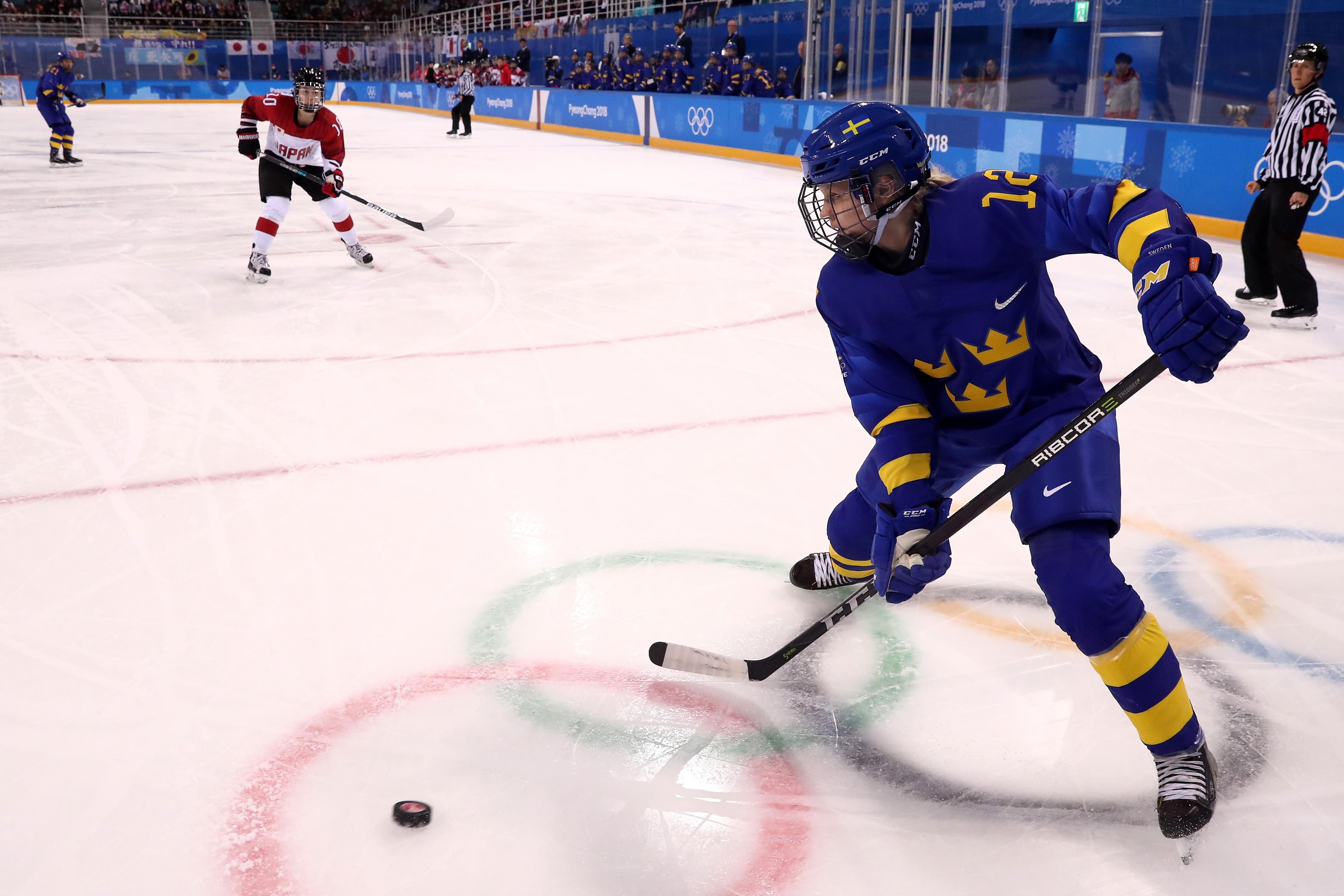 Ice Hockey - Winter Olympics Day 1