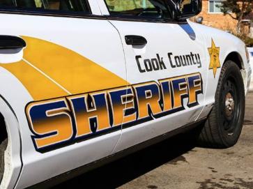 A man was shot in Oak Forest
