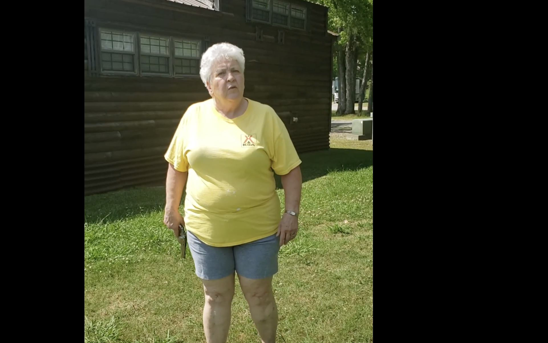 A white woman pulled a gun on a black couple for having a picnic. Now she could face jail time.