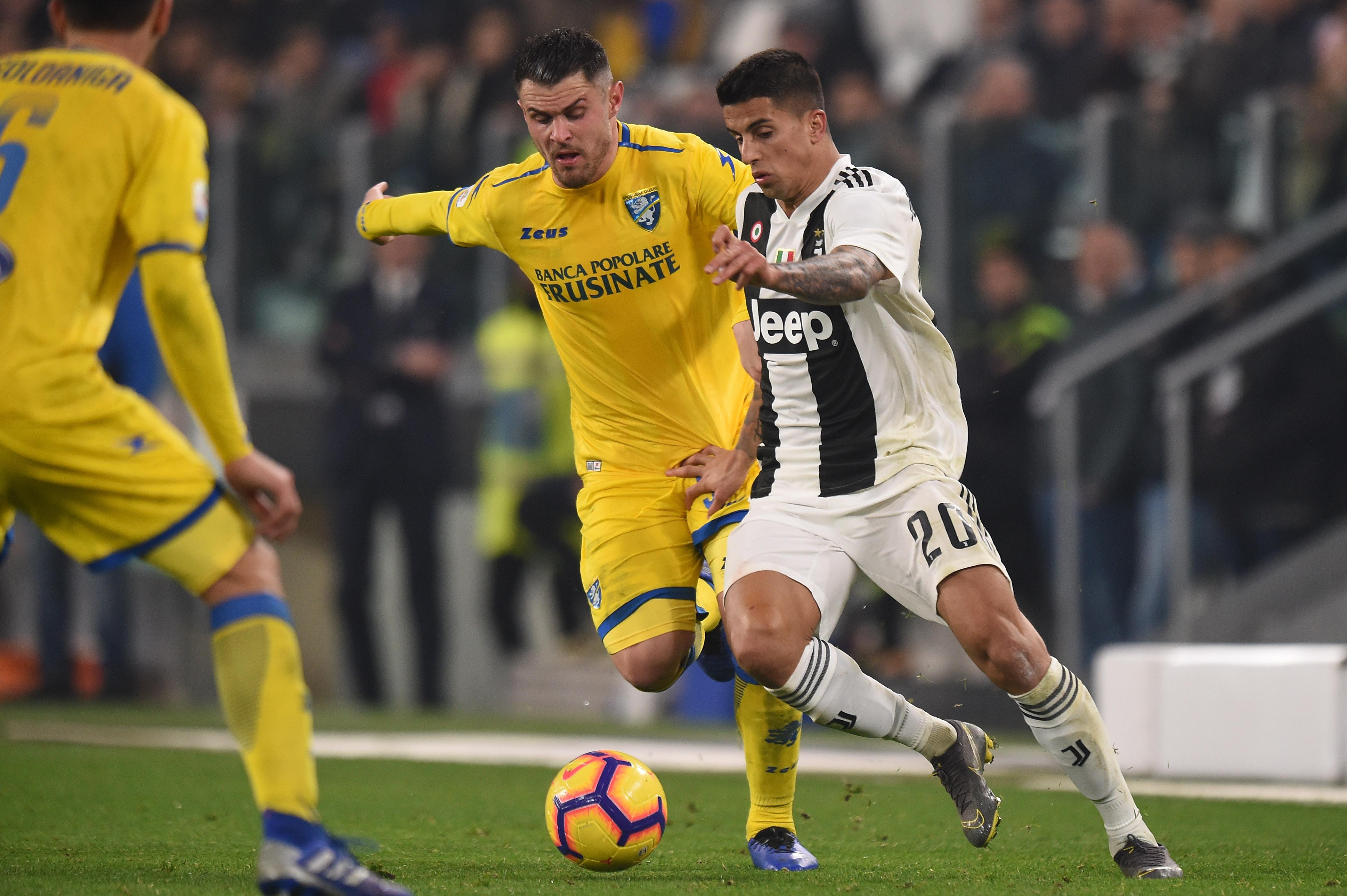 Juventus v Frosinone Calcio - Serie A