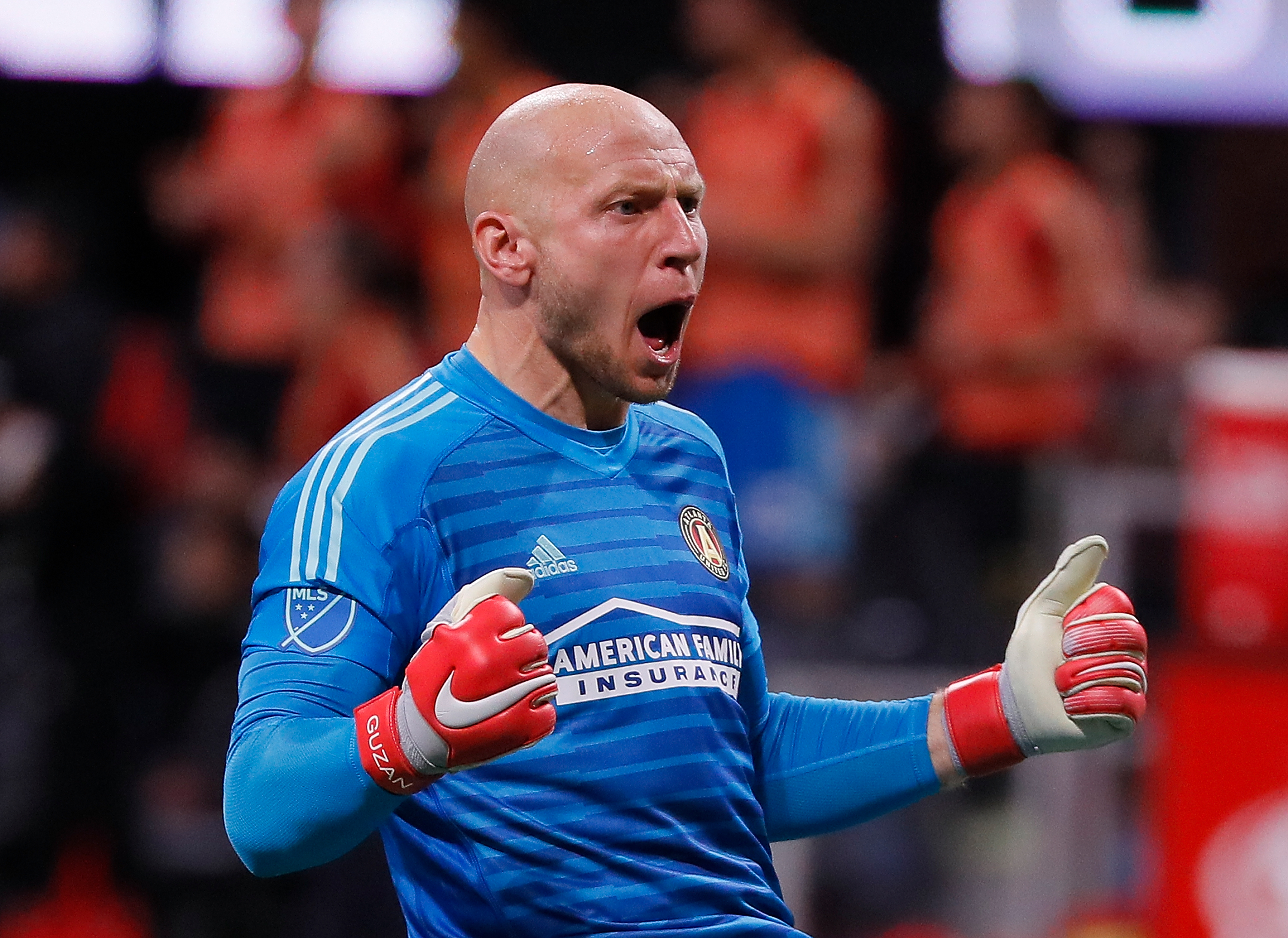 Catching up with Brad Guzan: He's still at it!