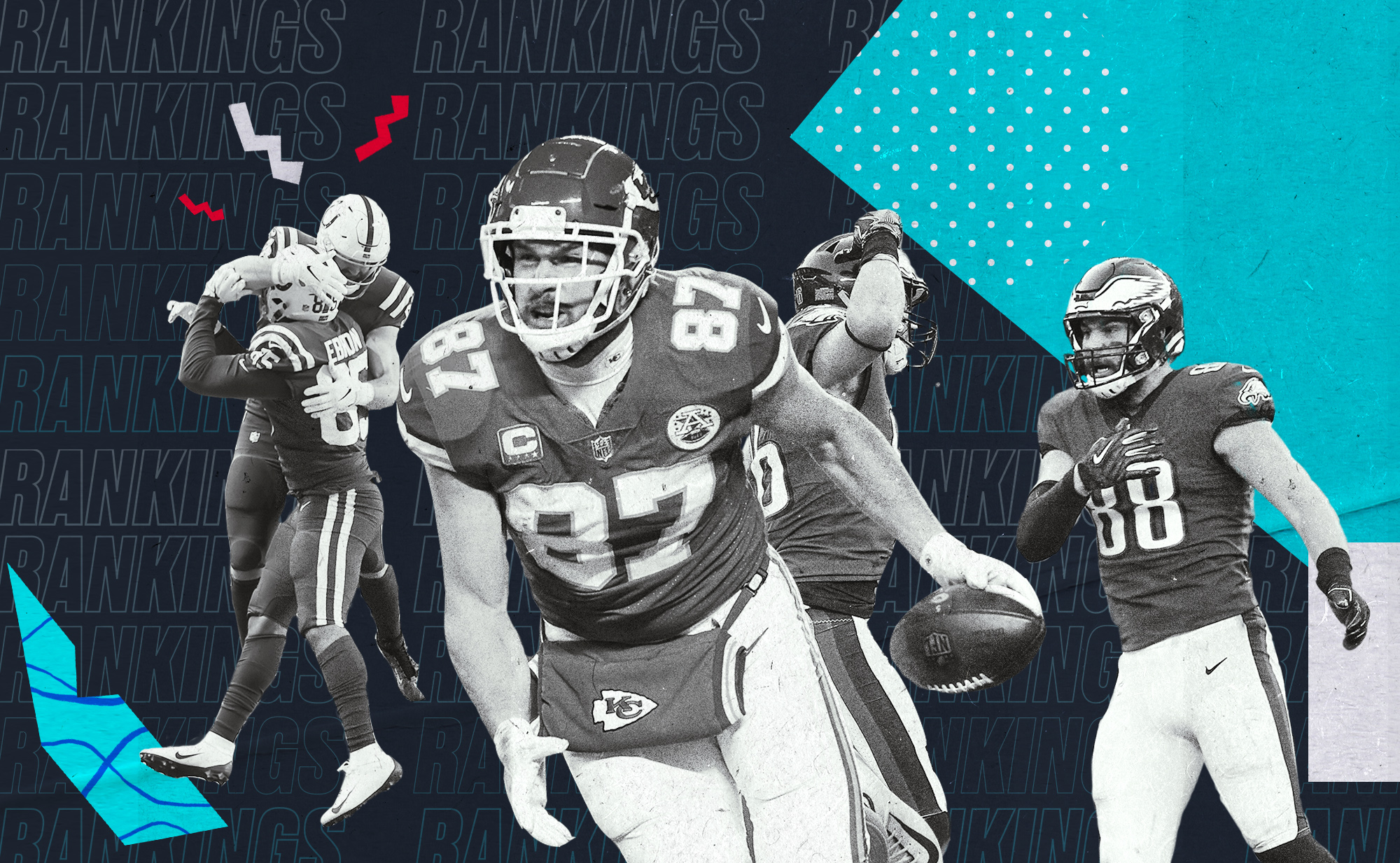How all 32 NFL teams rank at the tight end position in 2019