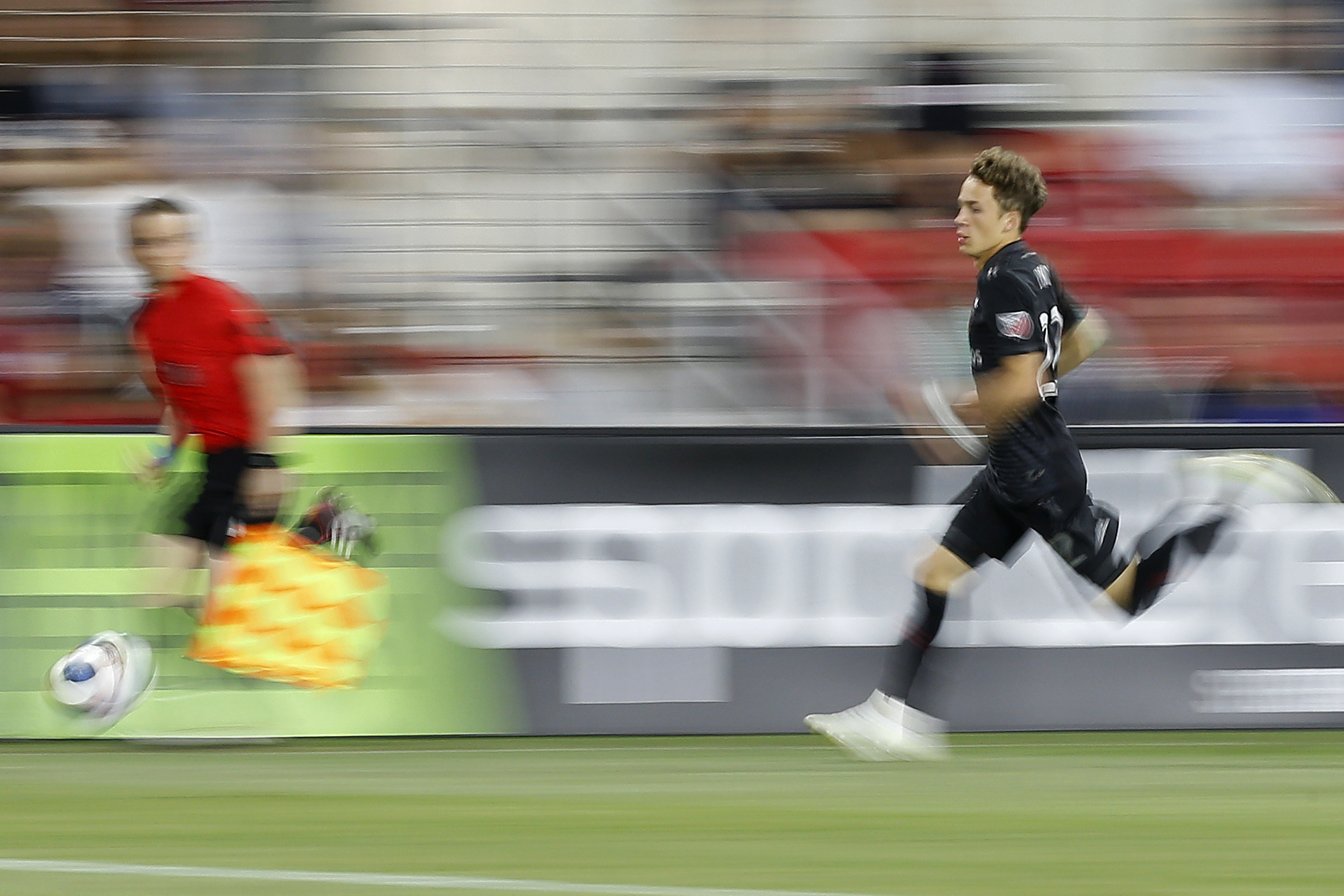 MLS: Friendly-Real Betis at D.C. United